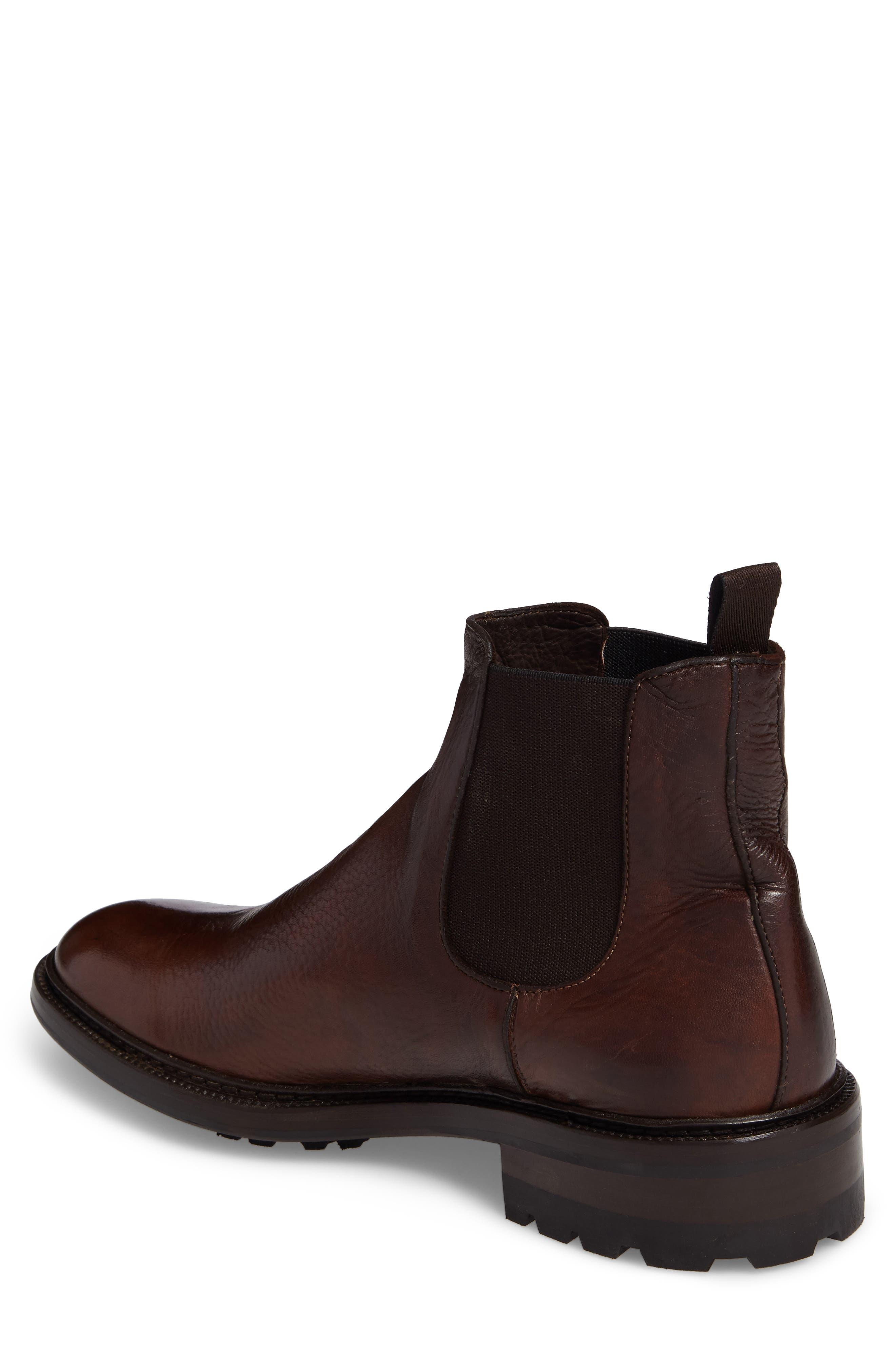 Greyson Chelsea Boot,                             Alternate thumbnail 2, color,                             Cognac