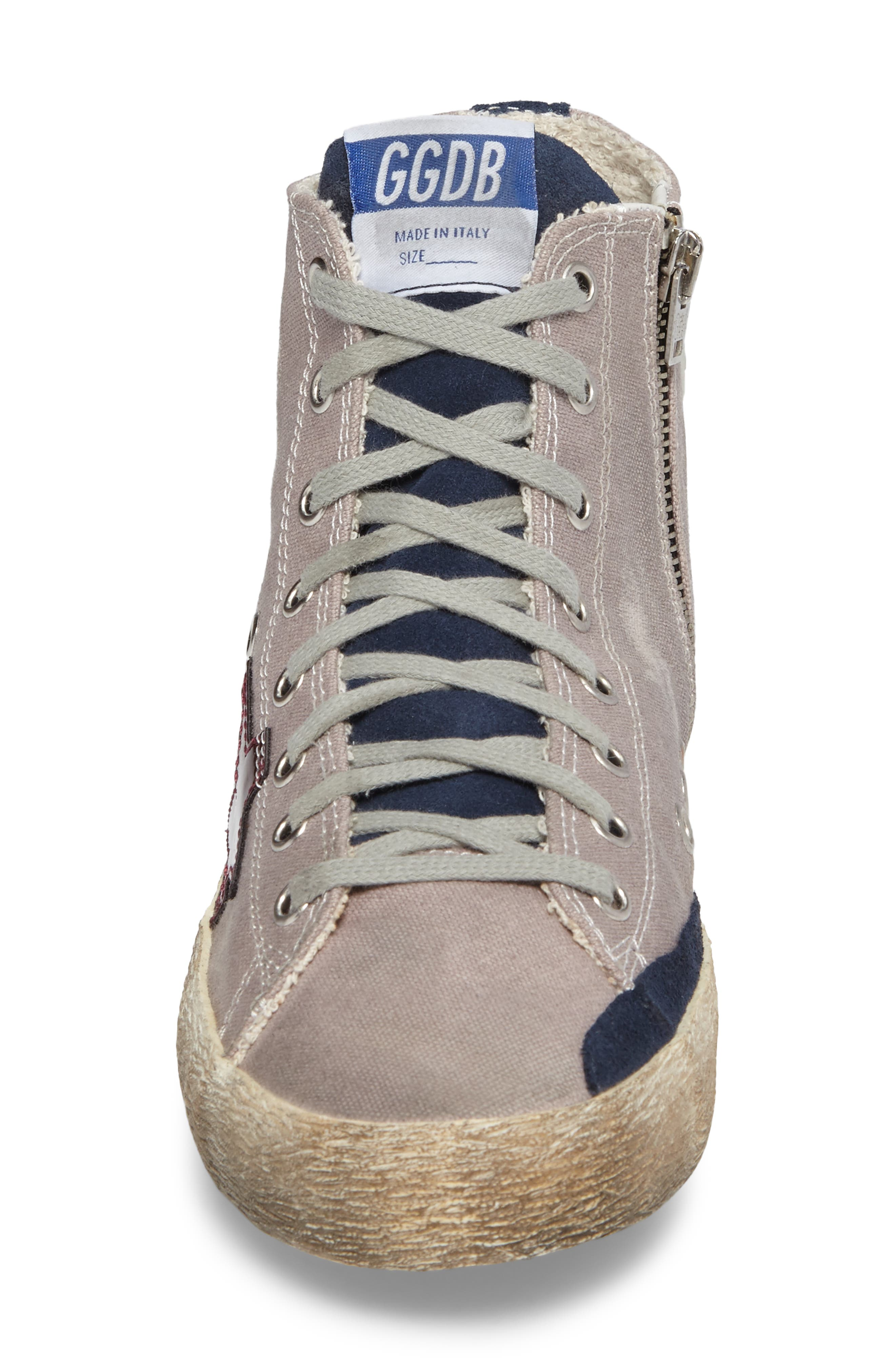 Alternate Image 4  - Golden Goose Francy Mid Top Sneaker (Women)