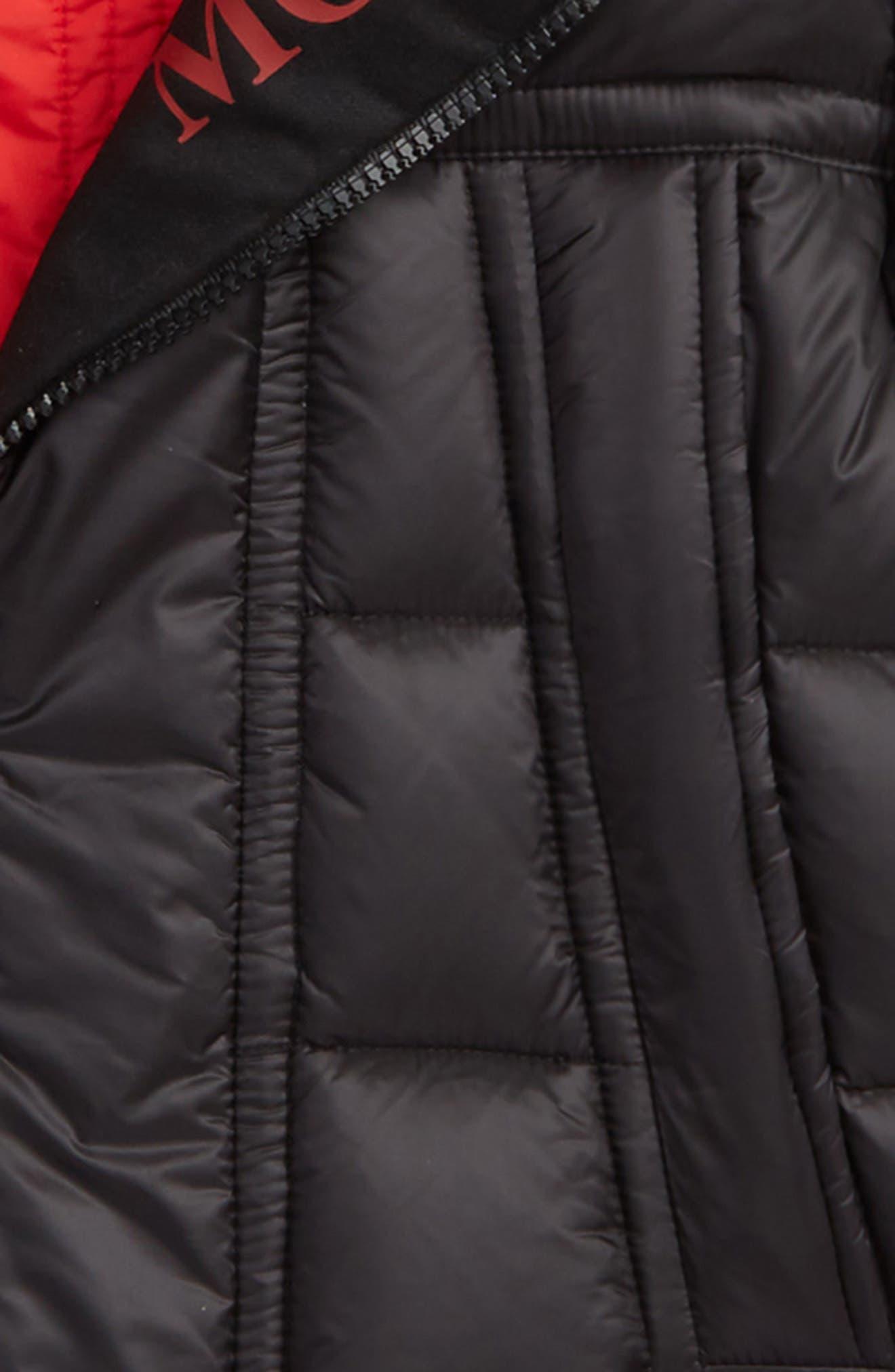 Alternate Image 2  - Moncler Drake Hooded Down Coat (Toddler Boys, Little Boys & Big Boys)