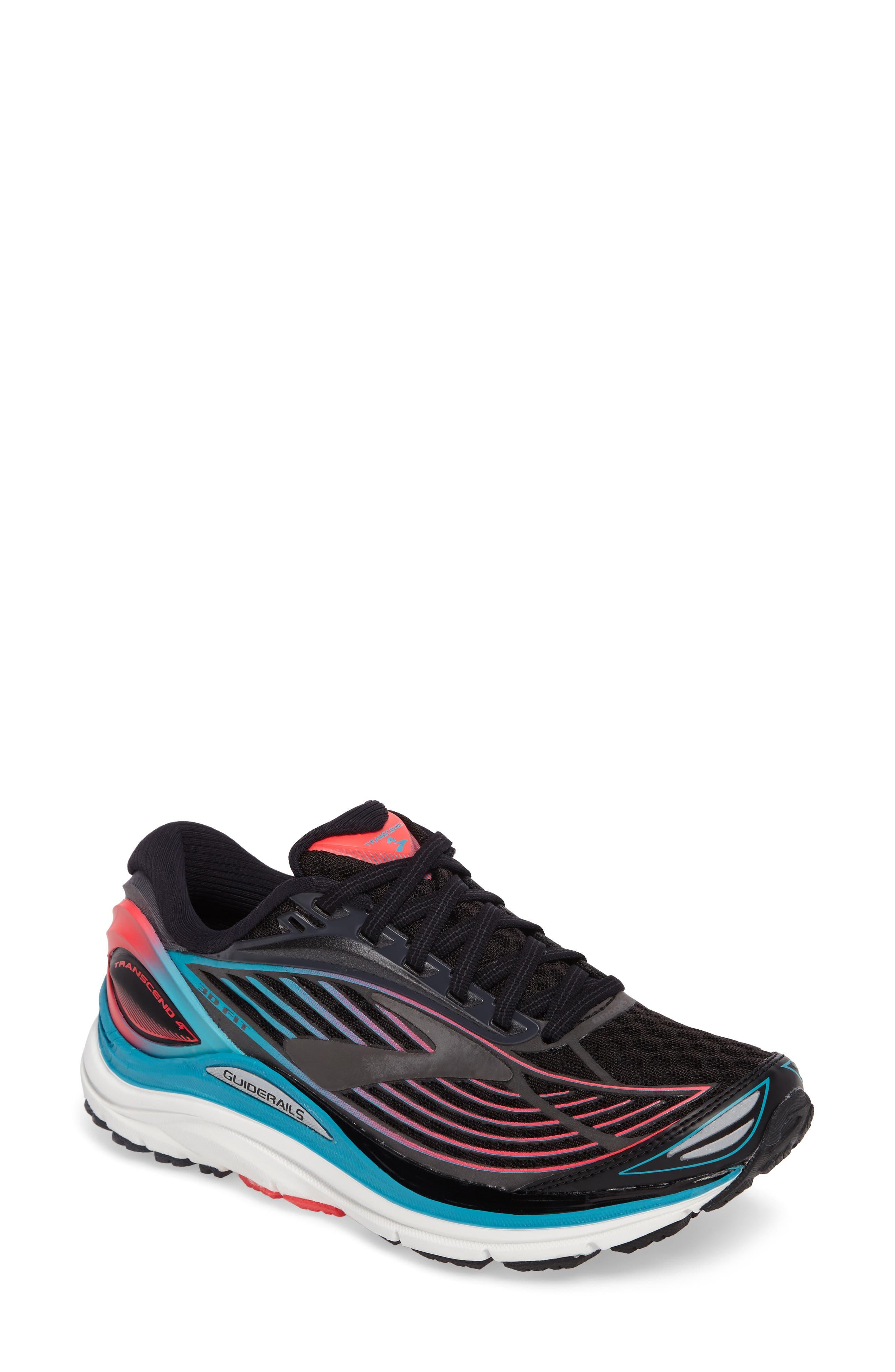 Alternate Image 1 Selected - Brooks Transcend 4 Running Shoe (Women)