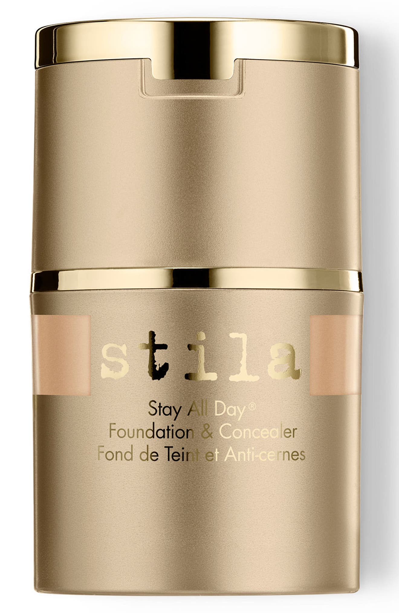 Stay All Day<sup>®</sup> Foundation & Concealer,                             Alternate thumbnail 3, color,                             Stay Ad Found Conc Bare 1
