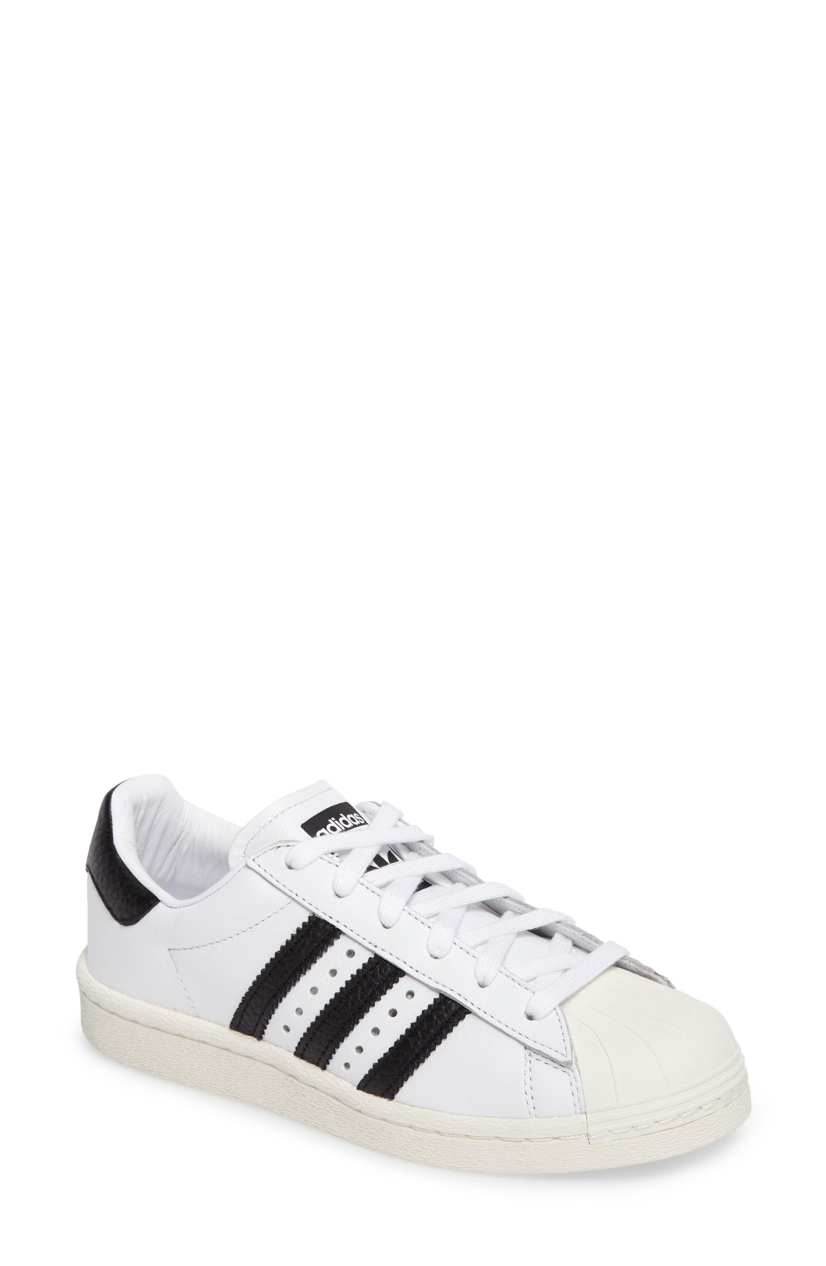 Alternate Image 1 Selected - adidas Superstar Boost Sneaker (Women)