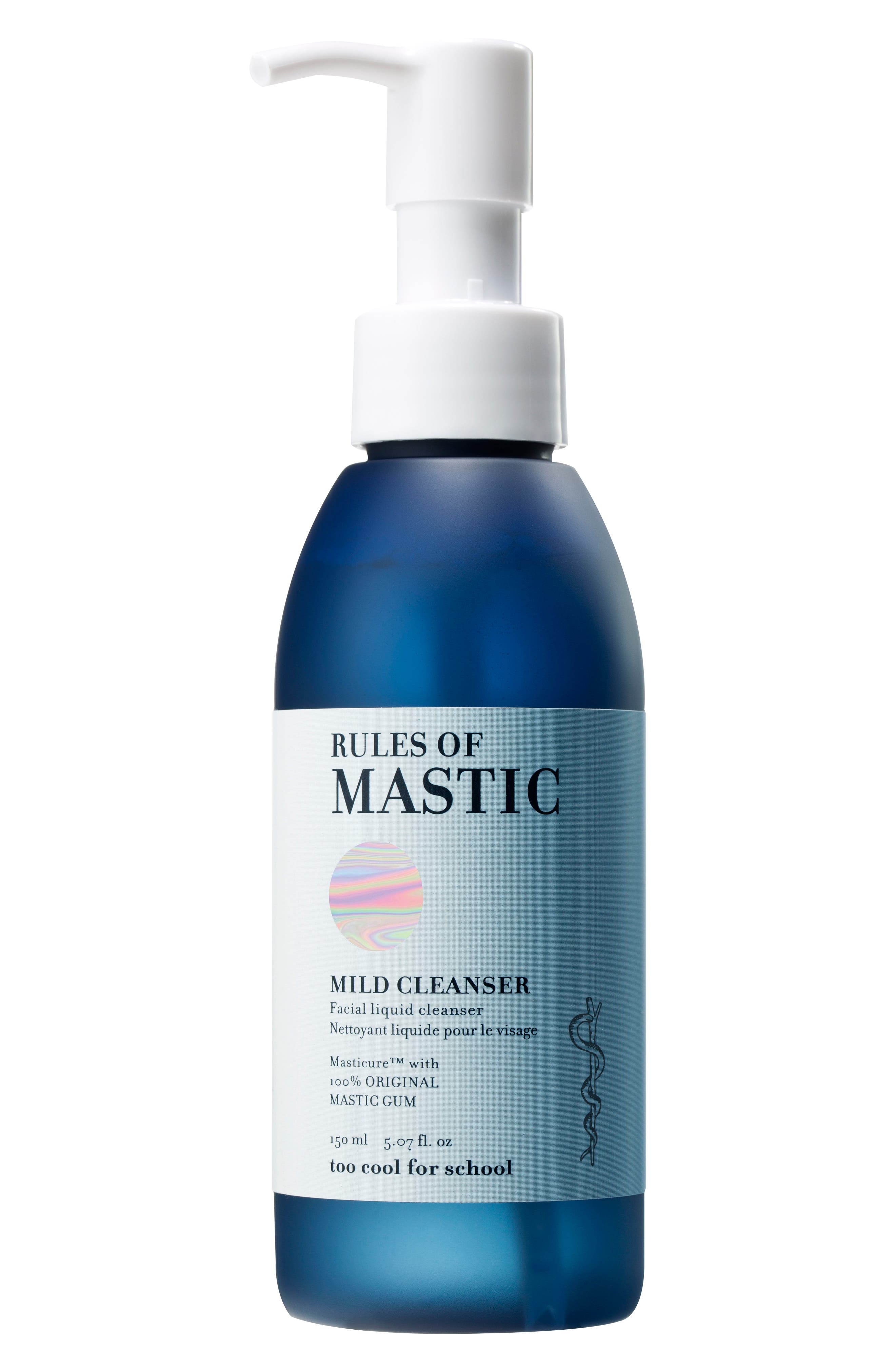 Rules of Mastic Mild Cleanser,                         Main,                         color, No Color