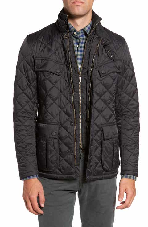 Burberry Quilted Jackets