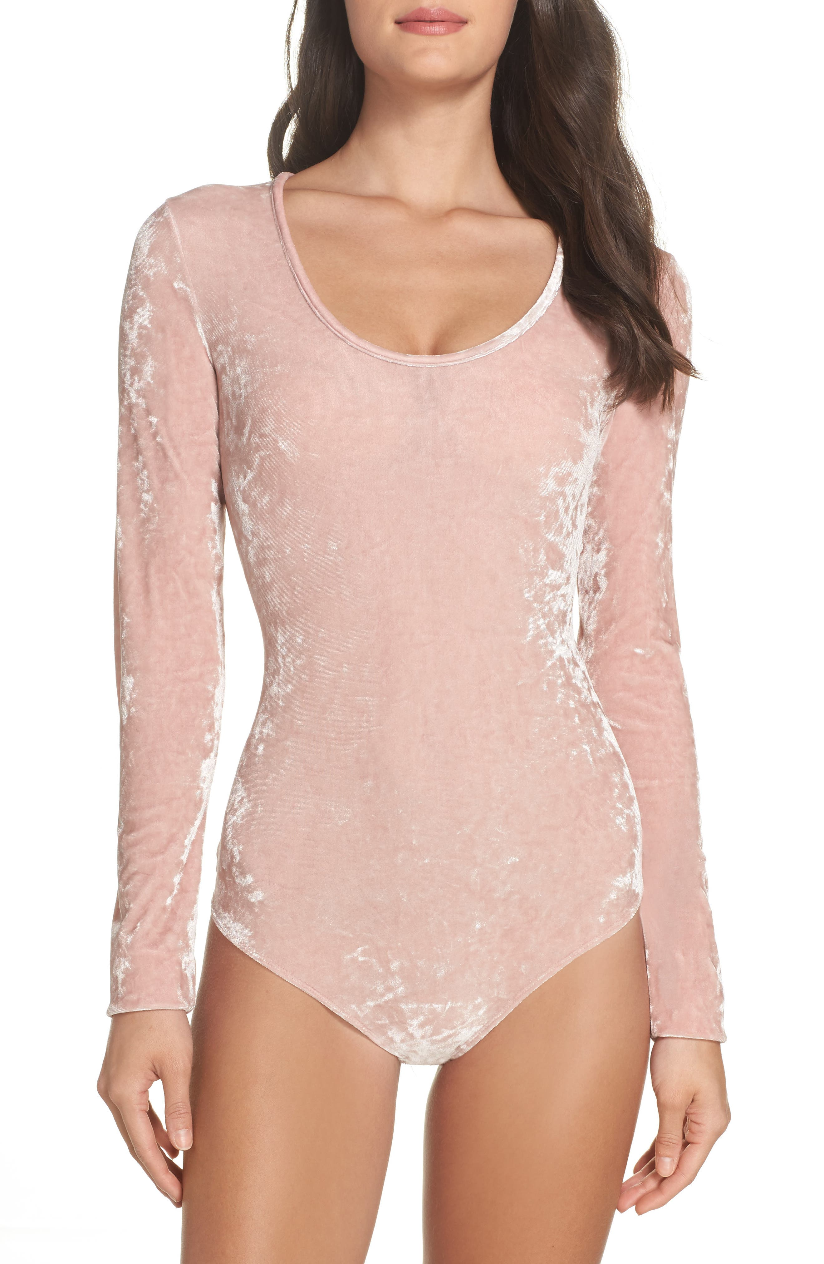 Alternate Image 1 Selected - Cosabella Bisou Tex Thong Bodysuit