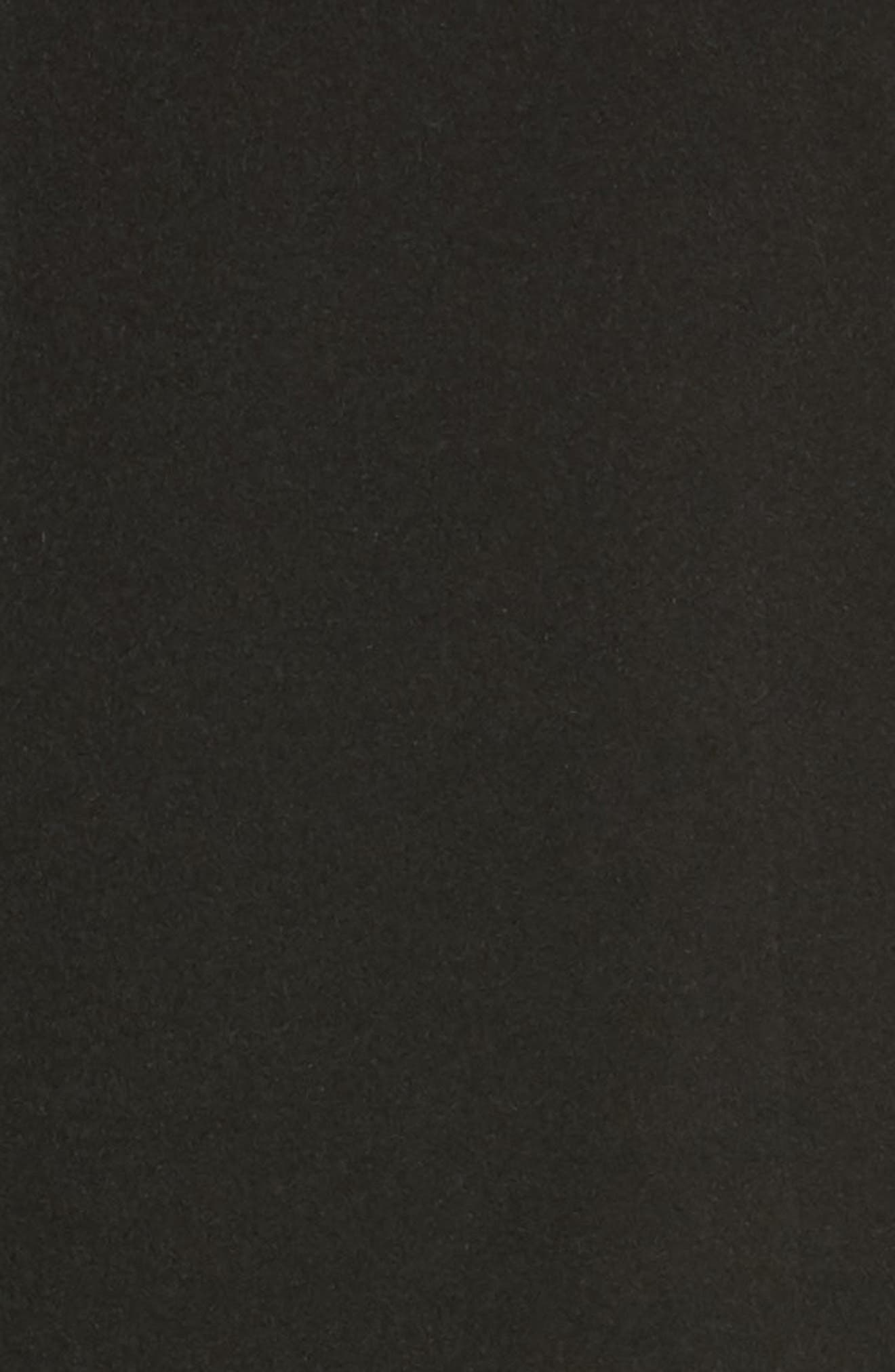 Alternate Image 5  - Fleurette Modern Reefer Coat (Regular & Petite)