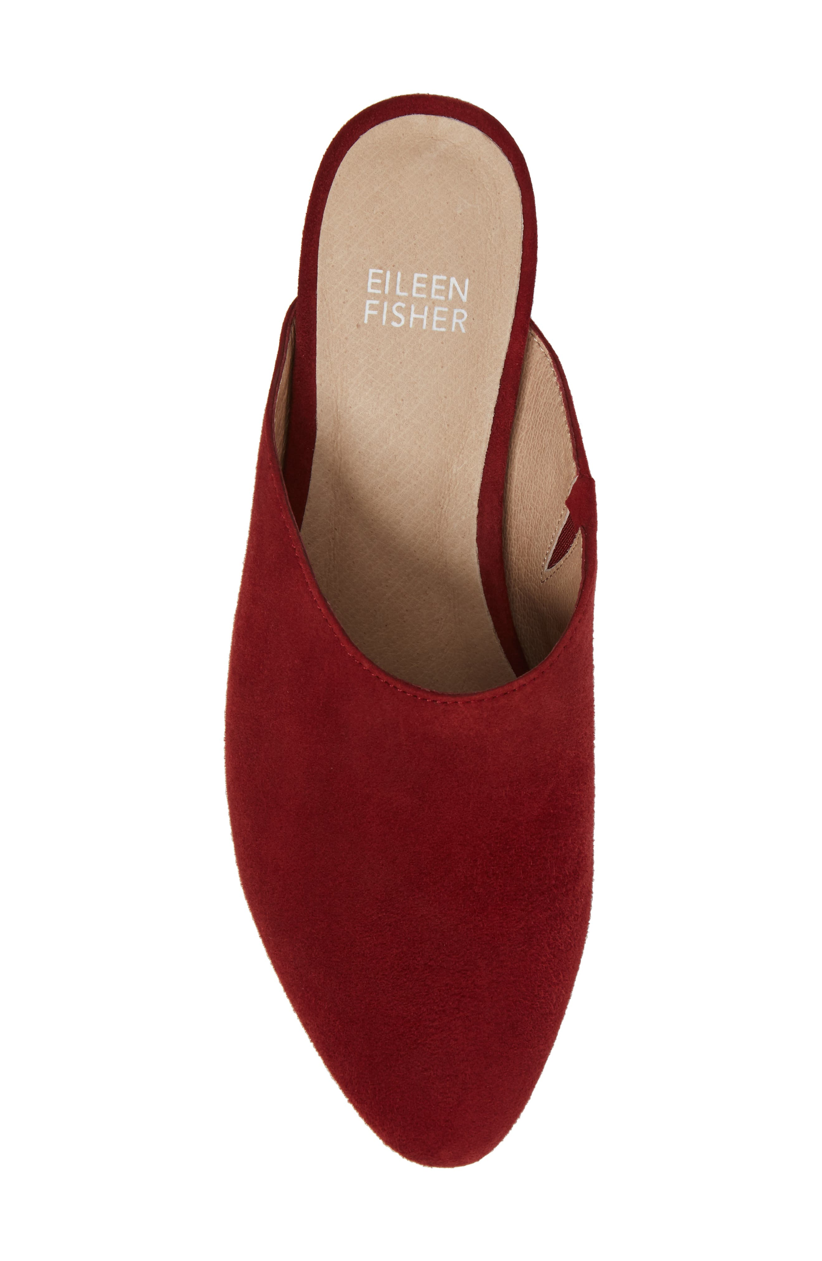 Alternate Image 5  - Eileen Fisher Silvia Mule (Women)