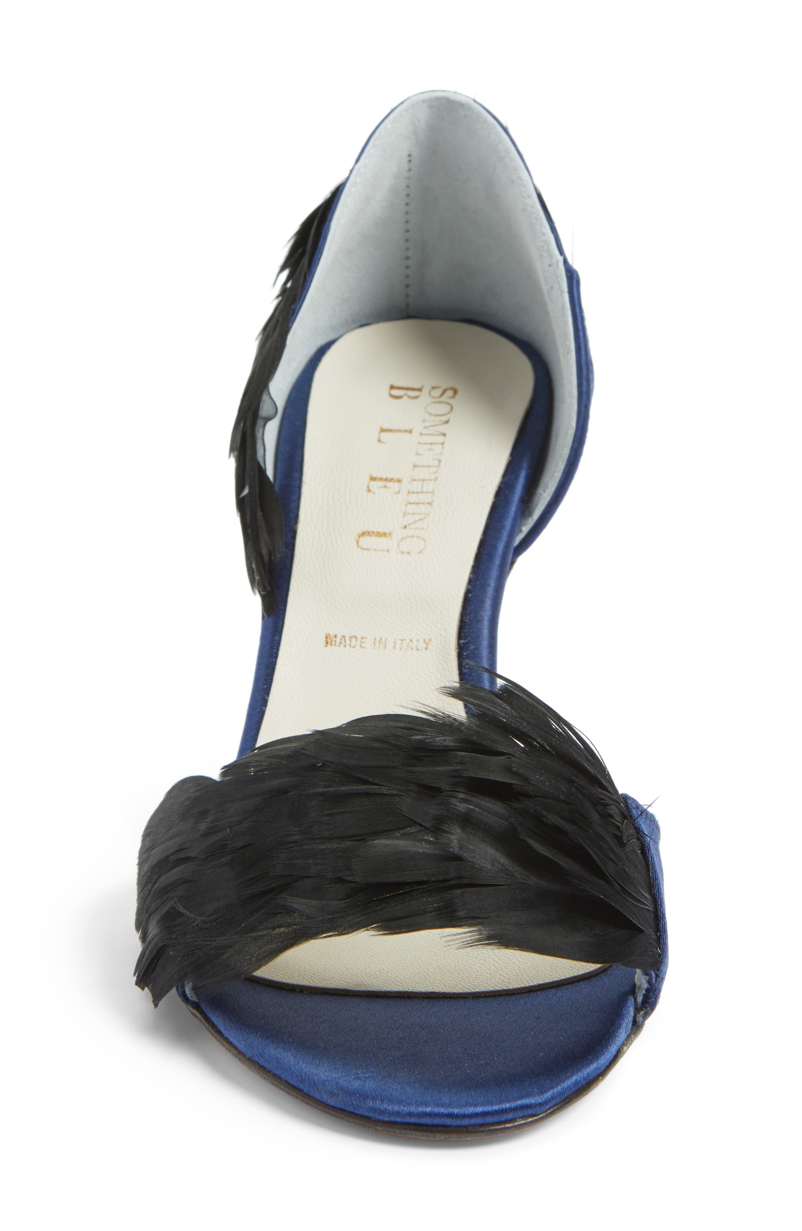 Alternate Image 4  - Something Bleu Gigi d'Orsay Sandal (Women)