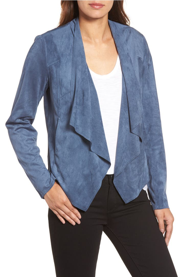 Suede Jacket Outfits For Men 20 Ways To Wear A Suede Jacket: KUT From The Kloth Tayanita Faux Suede Jacket