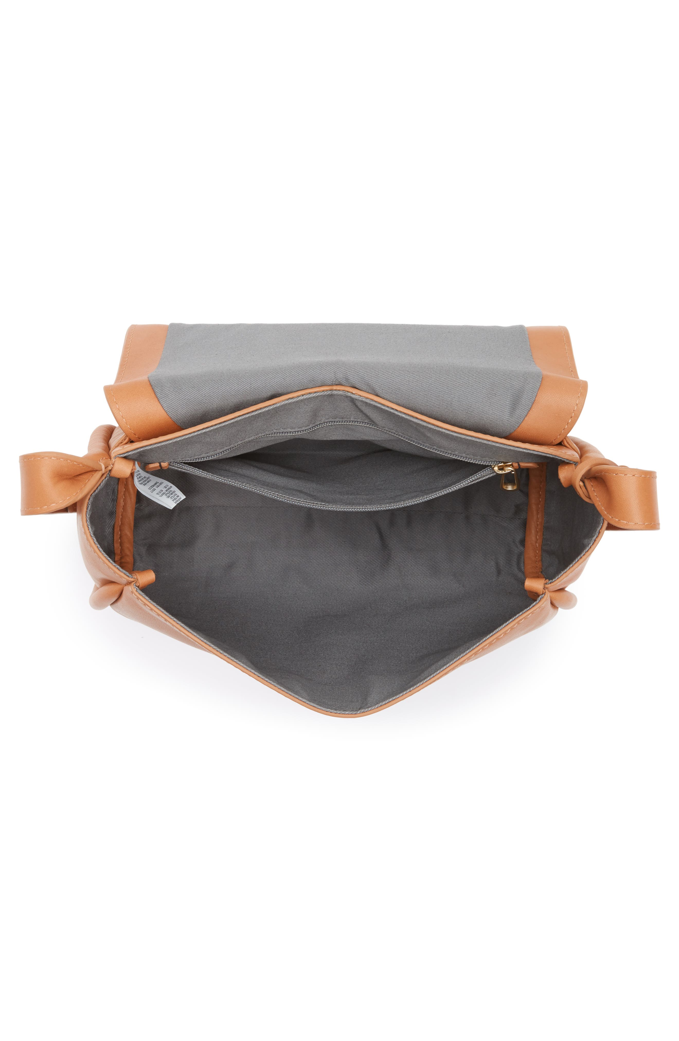 Alternate Image 3  - Skagen Sylvi Leather Crossbody Bag