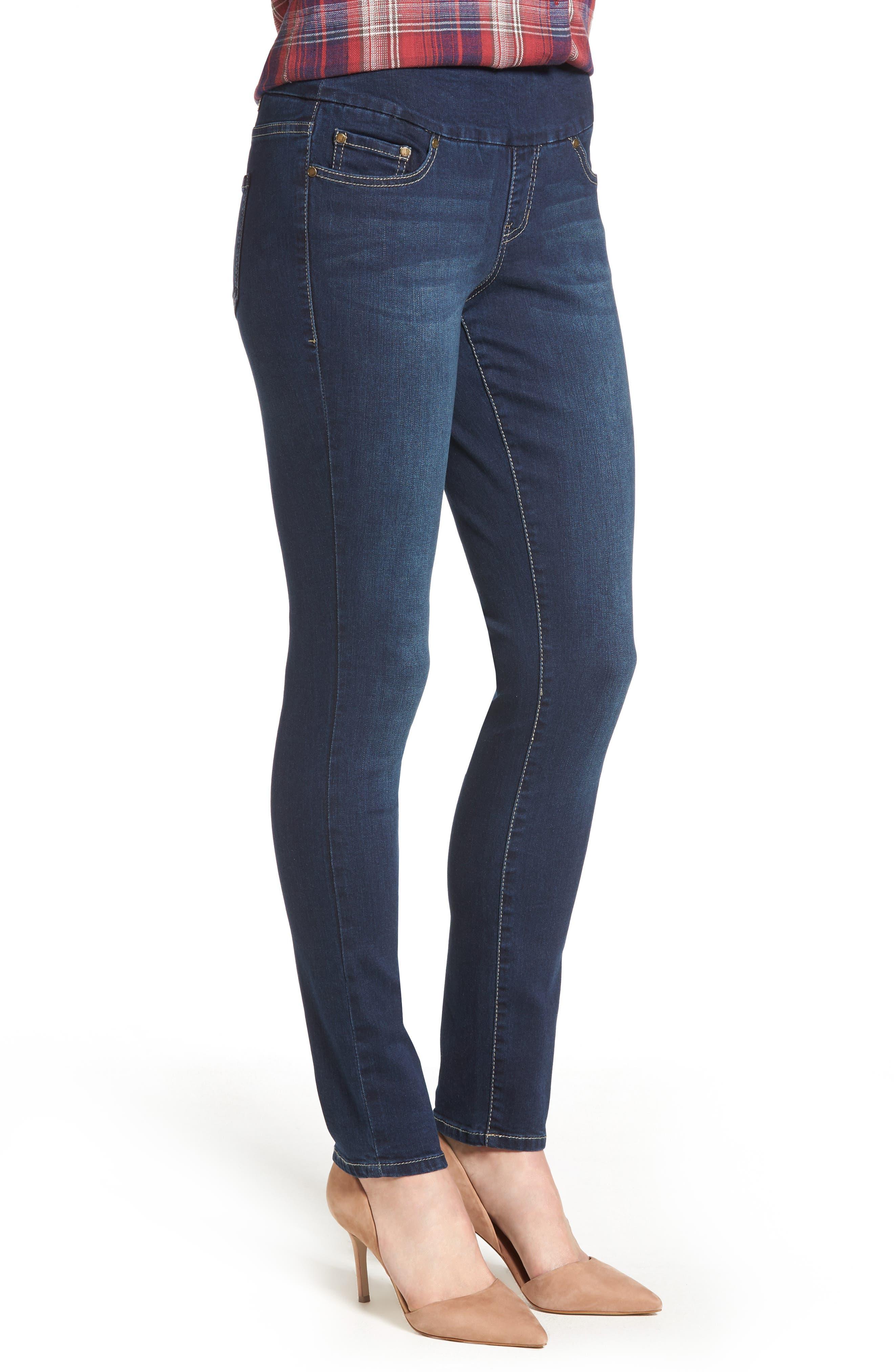 Alternate Image 3  - Jag Jeans Nora Stretch Skinny Jeans
