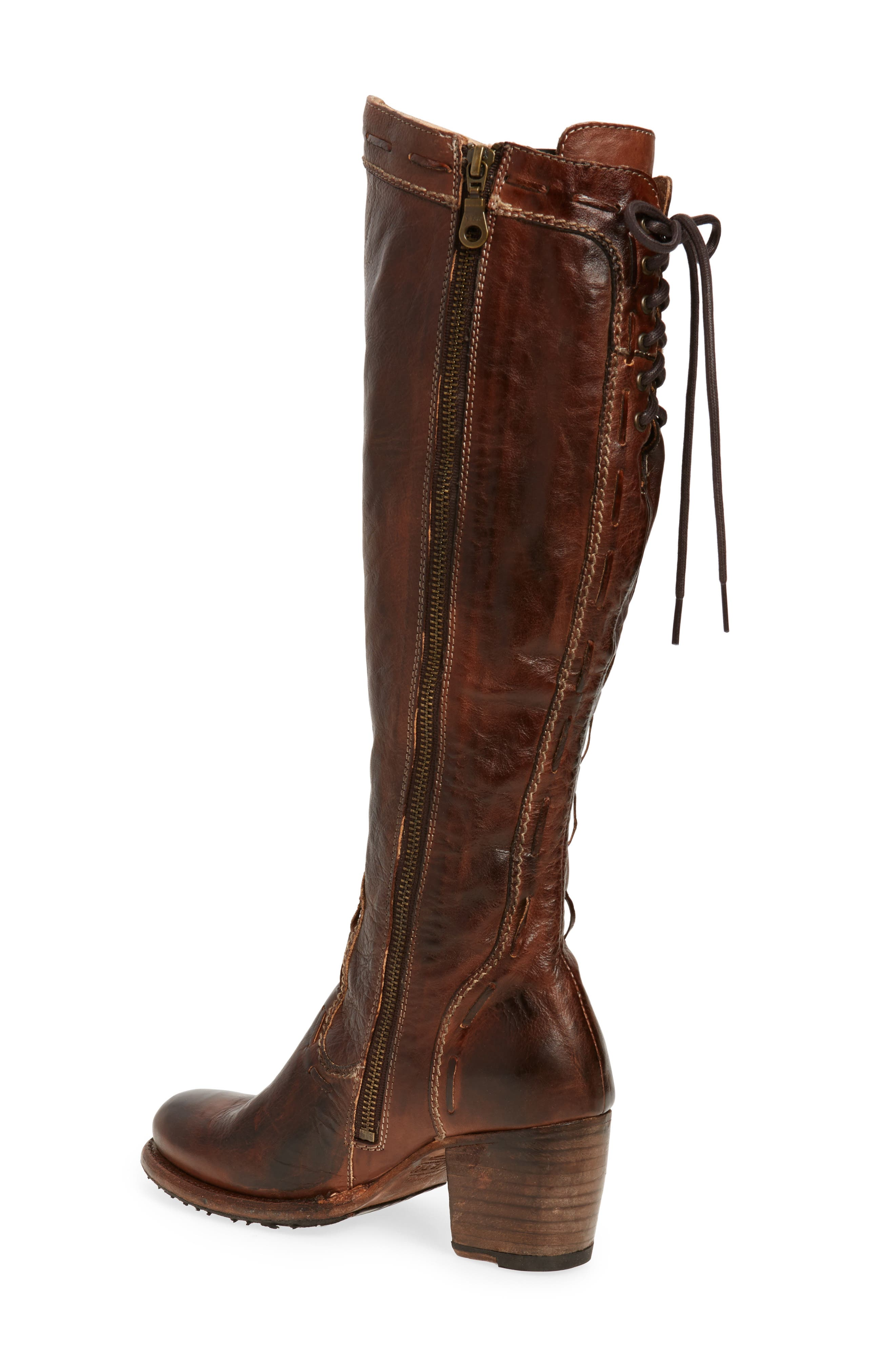 Alternate Image 2  - Bed Stu Fortune Knee High Boot (Women)