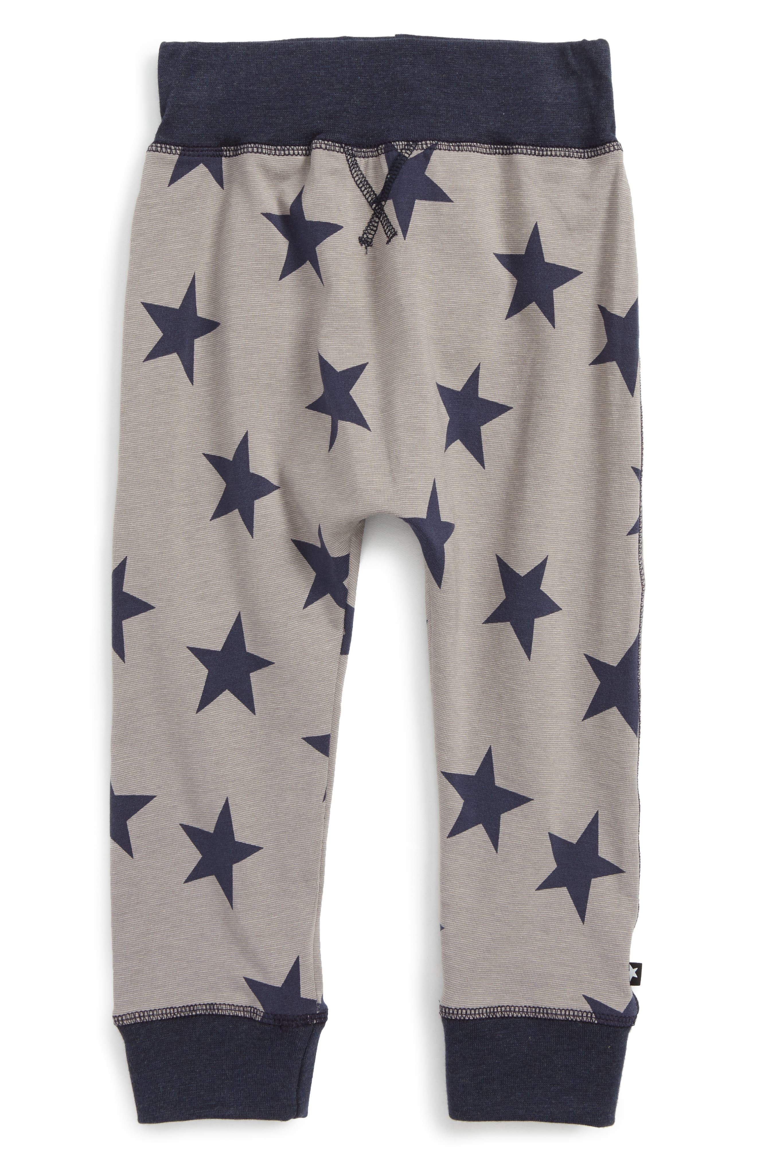 Alternate Image 1 Selected - Molo Sammy Jogger Pants (Baby Boys)