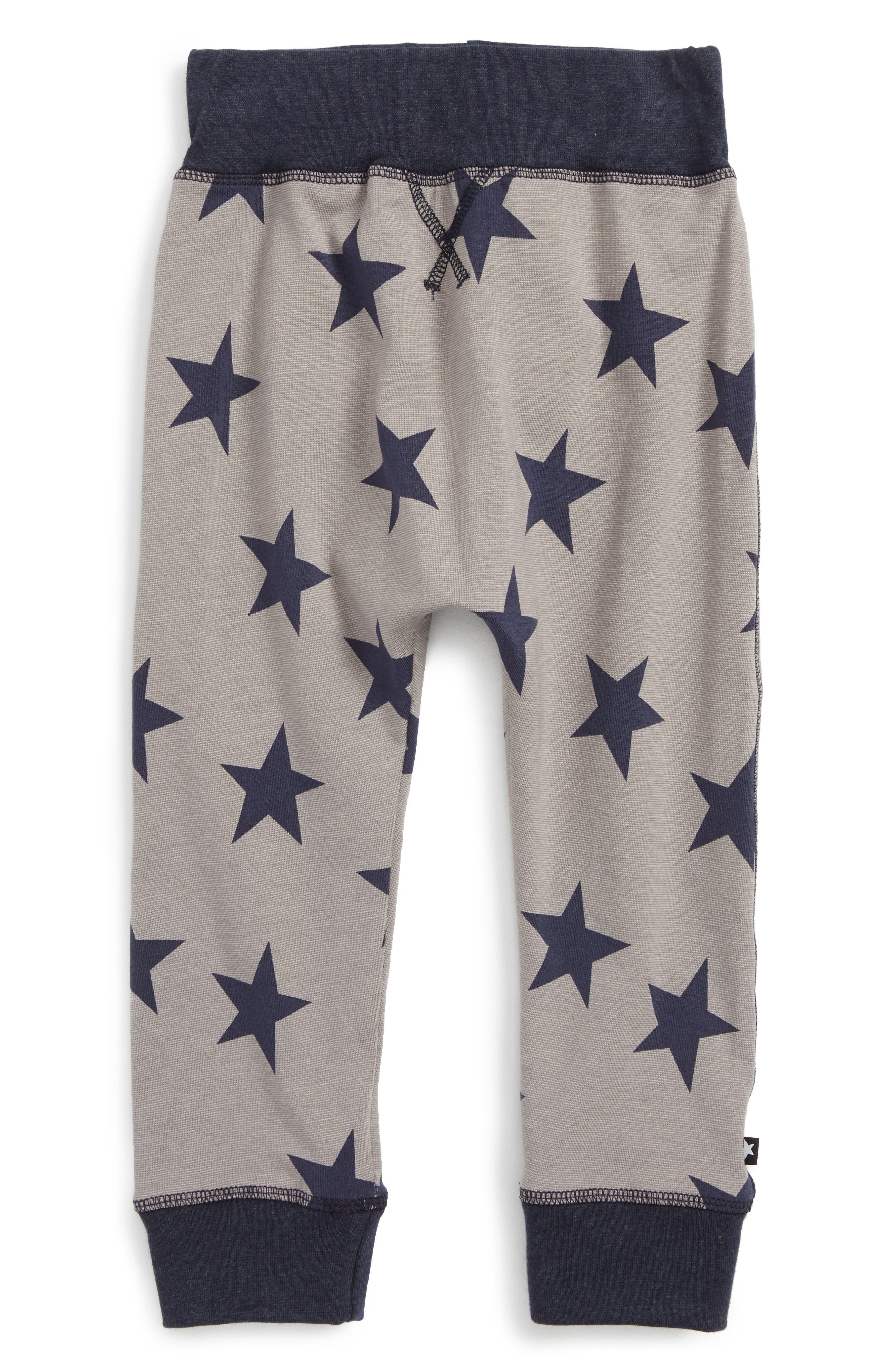 Sammy Jogger Pants,                         Main,                         color, Navy Blazer Star