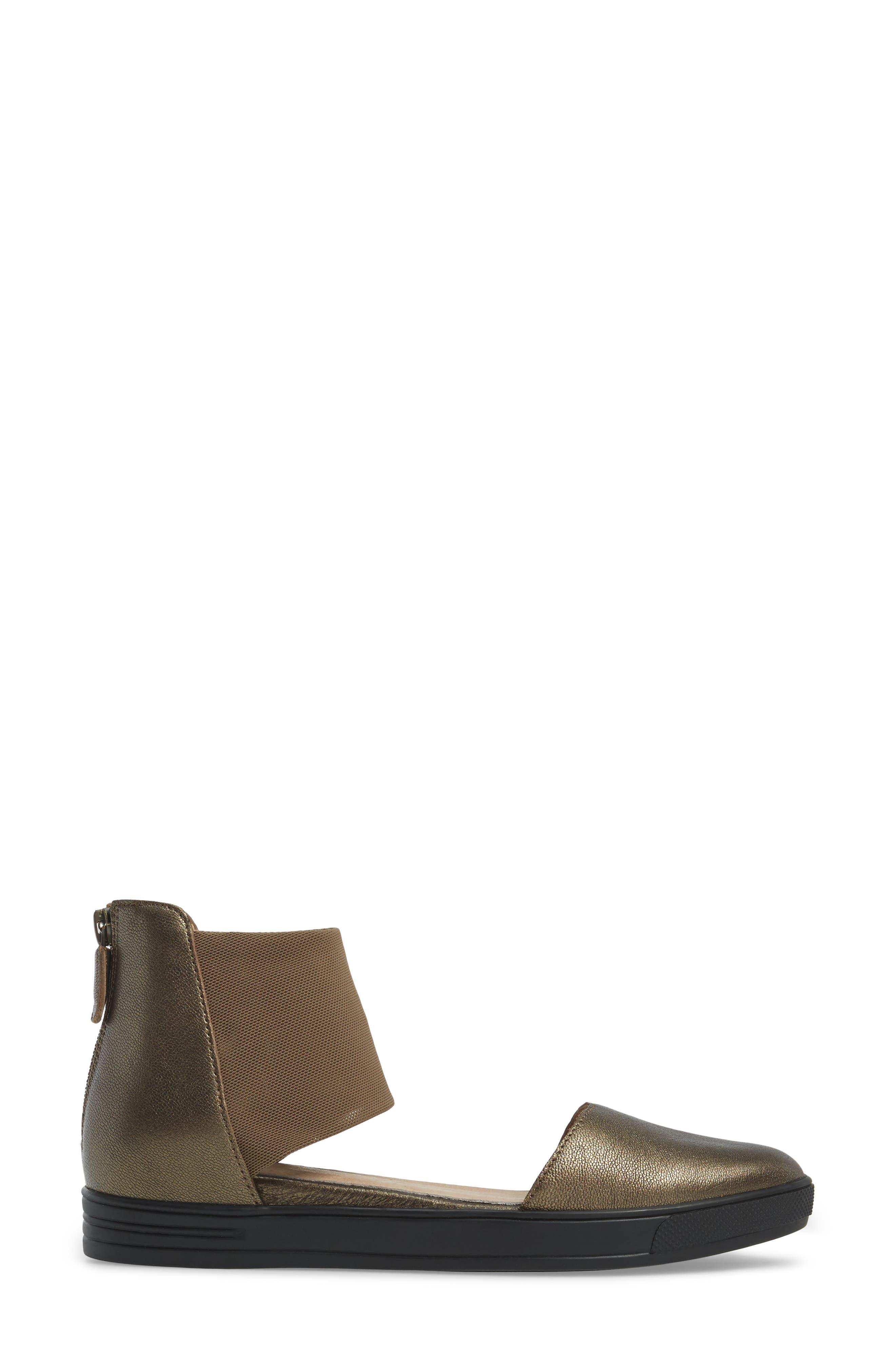 Alternate Image 3  - Eileen Fisher Powell Ankle Cuff Sandal(Women)