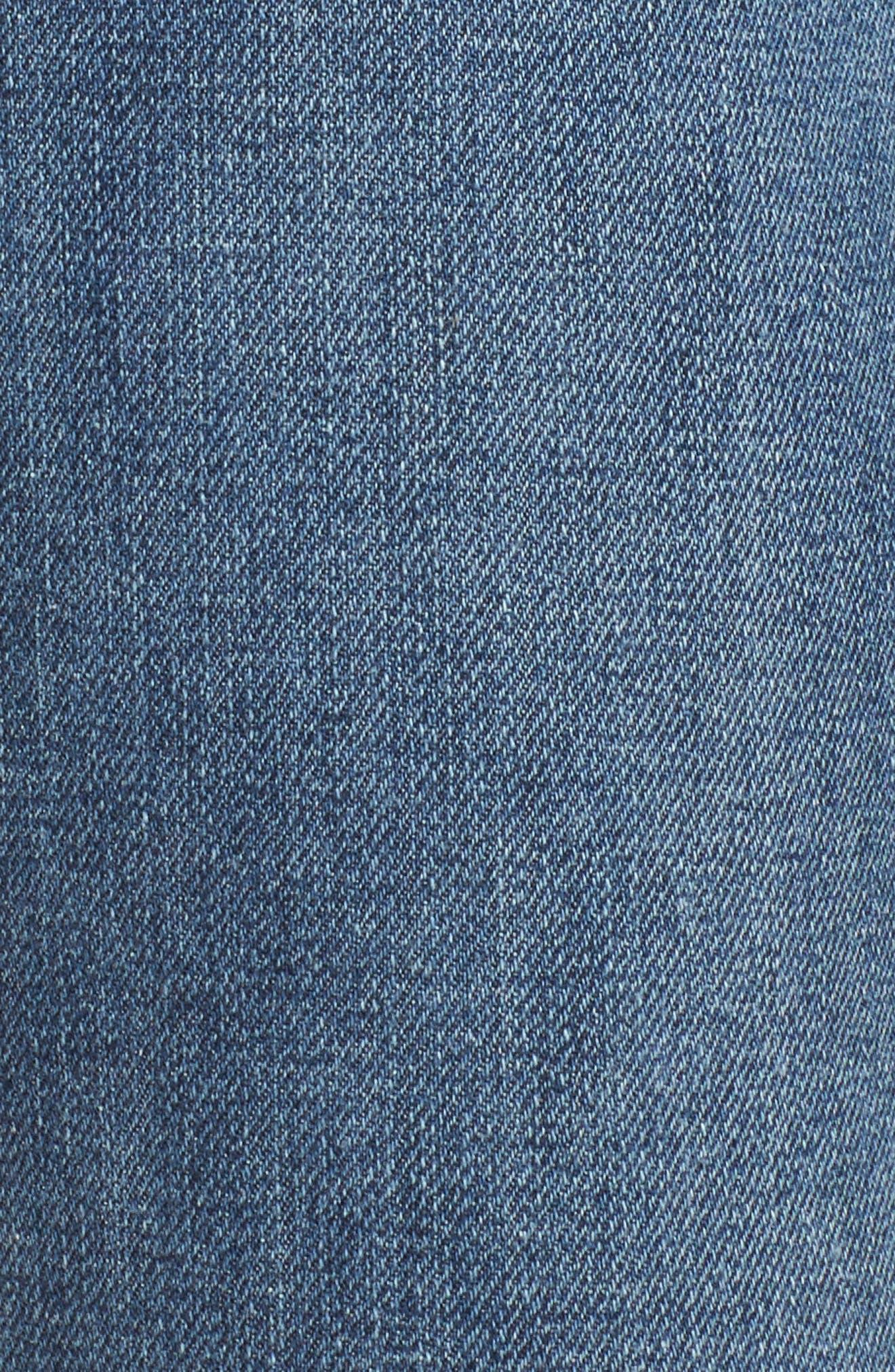 Alternate Image 5  - Joe's Icon Ankle Skinny Jeans (Aydin)