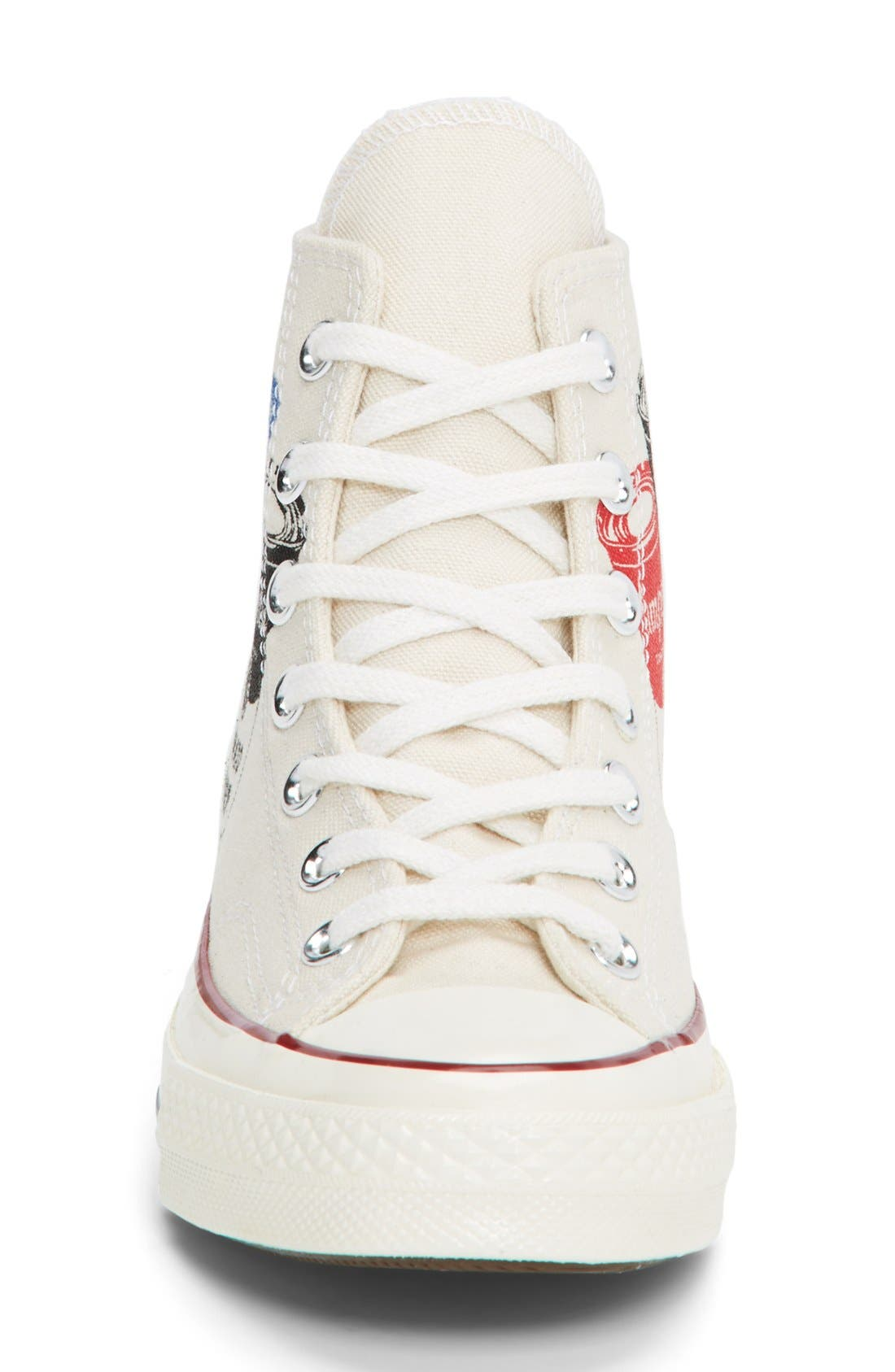 Alternate Image 3  - Converse Chuck Taylor® All Star® '70 Andy Warhol Collection High Top Sneaker (Women)