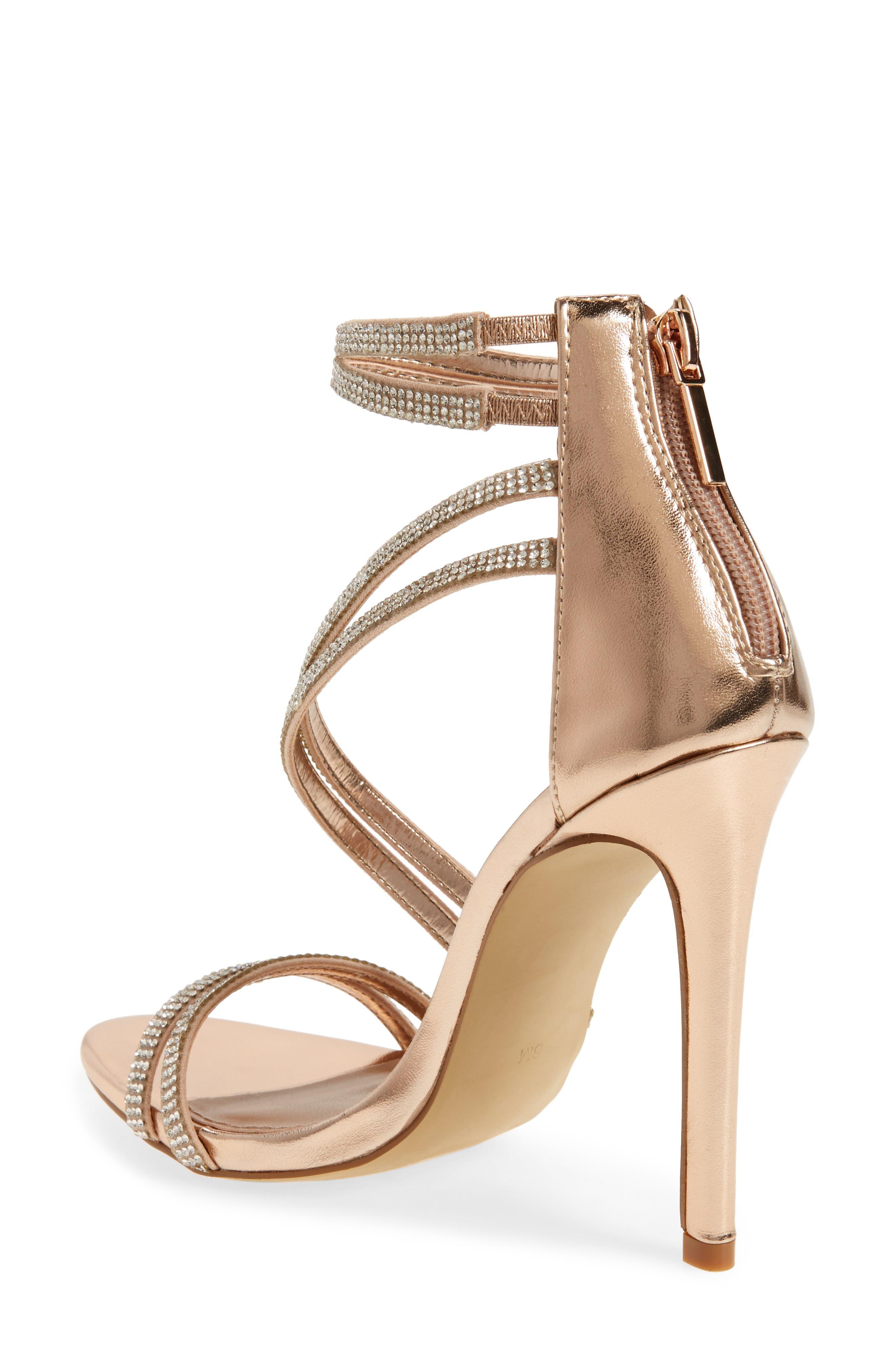 Alternate Image 2  - Steve Madden Sweetest Embellished Sandal (Women)