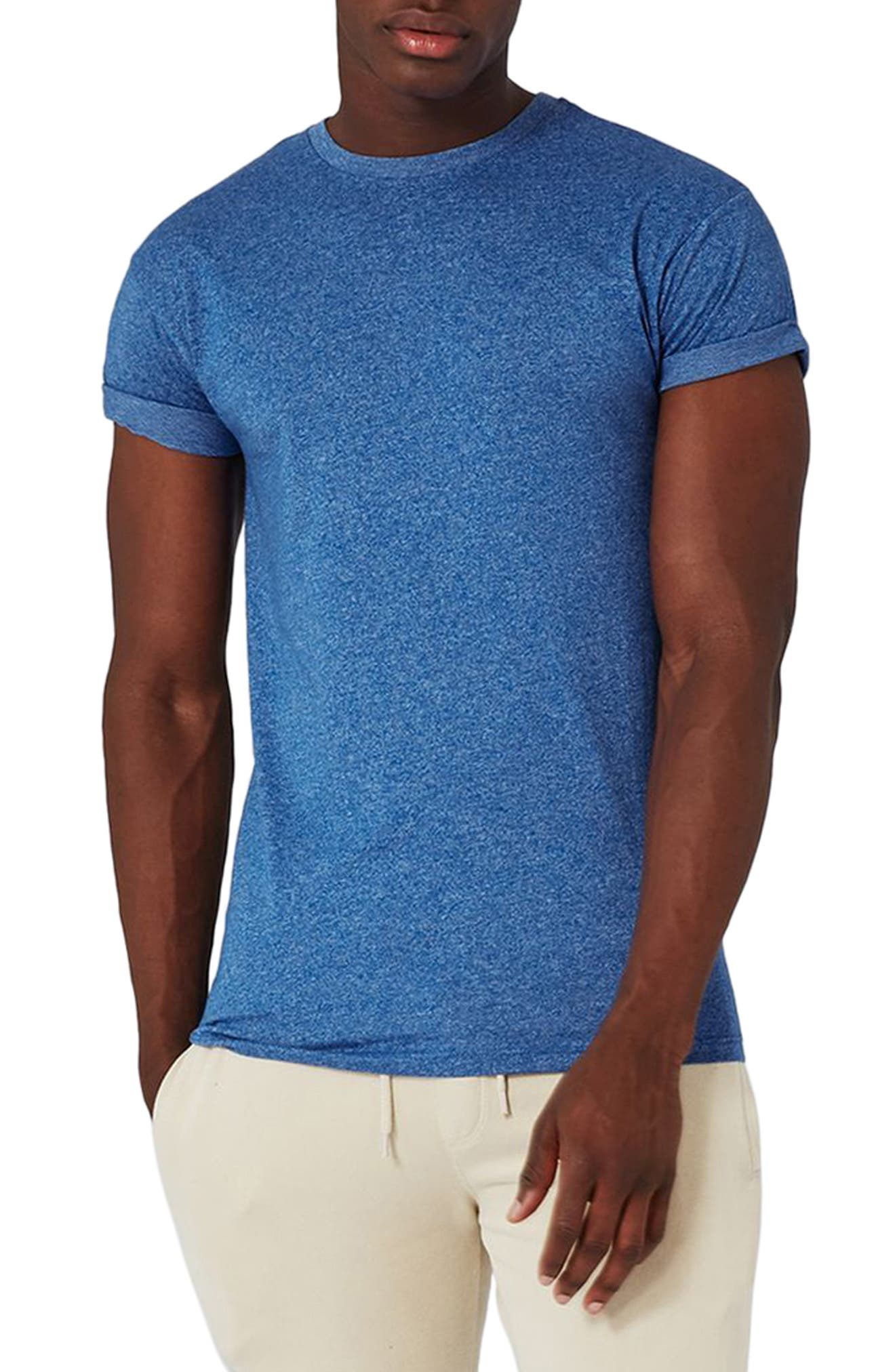 TOPMAN Mr. Muscle Roller T-Shirt