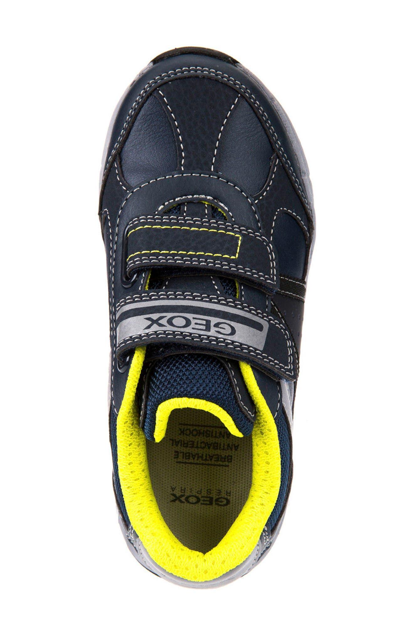 Top Fly Sneaker,                             Alternate thumbnail 5, color,                             Navy