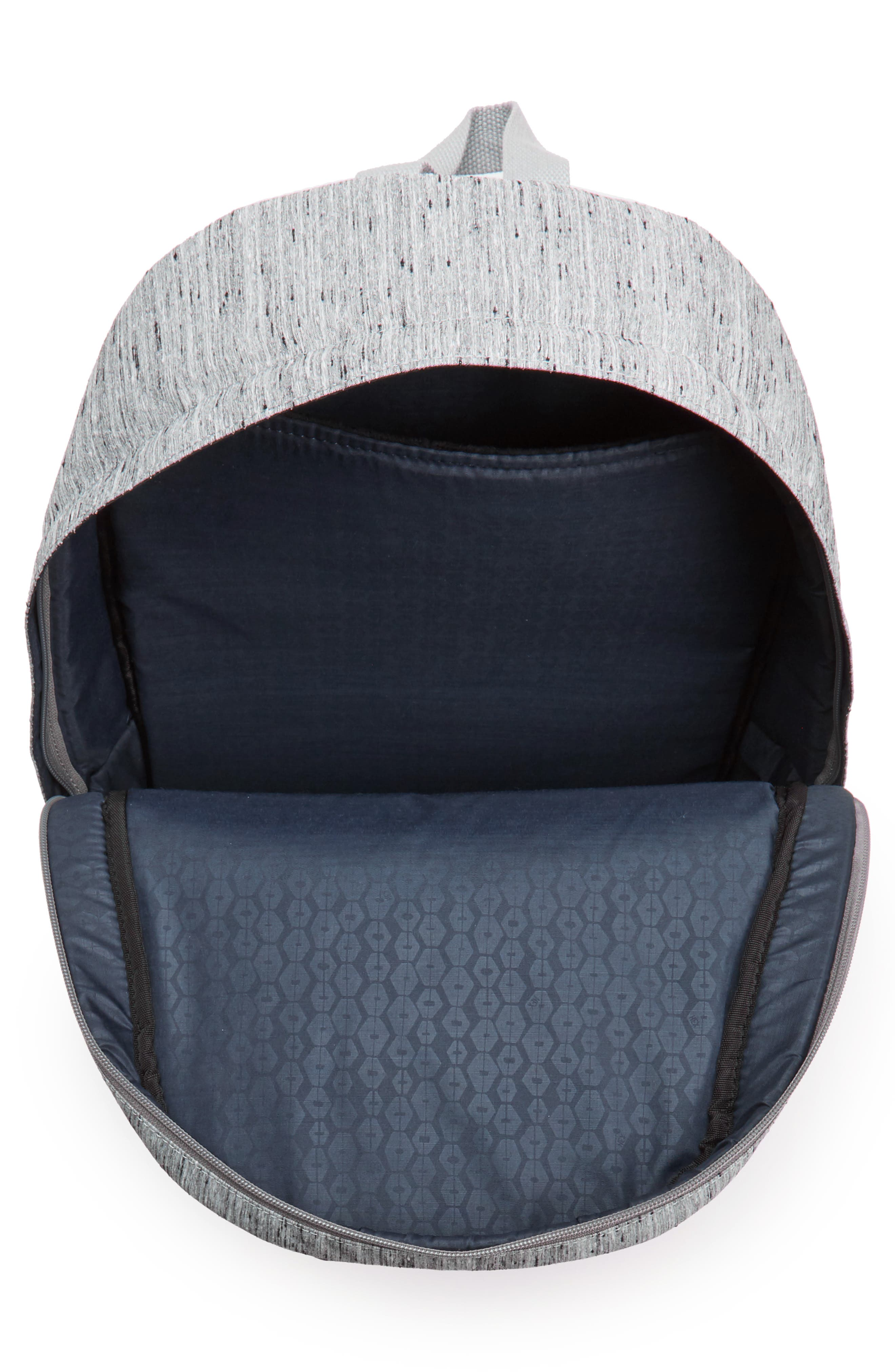'Echo' Backpack,                             Alternate thumbnail 4, color,                             Annex Grey Slub