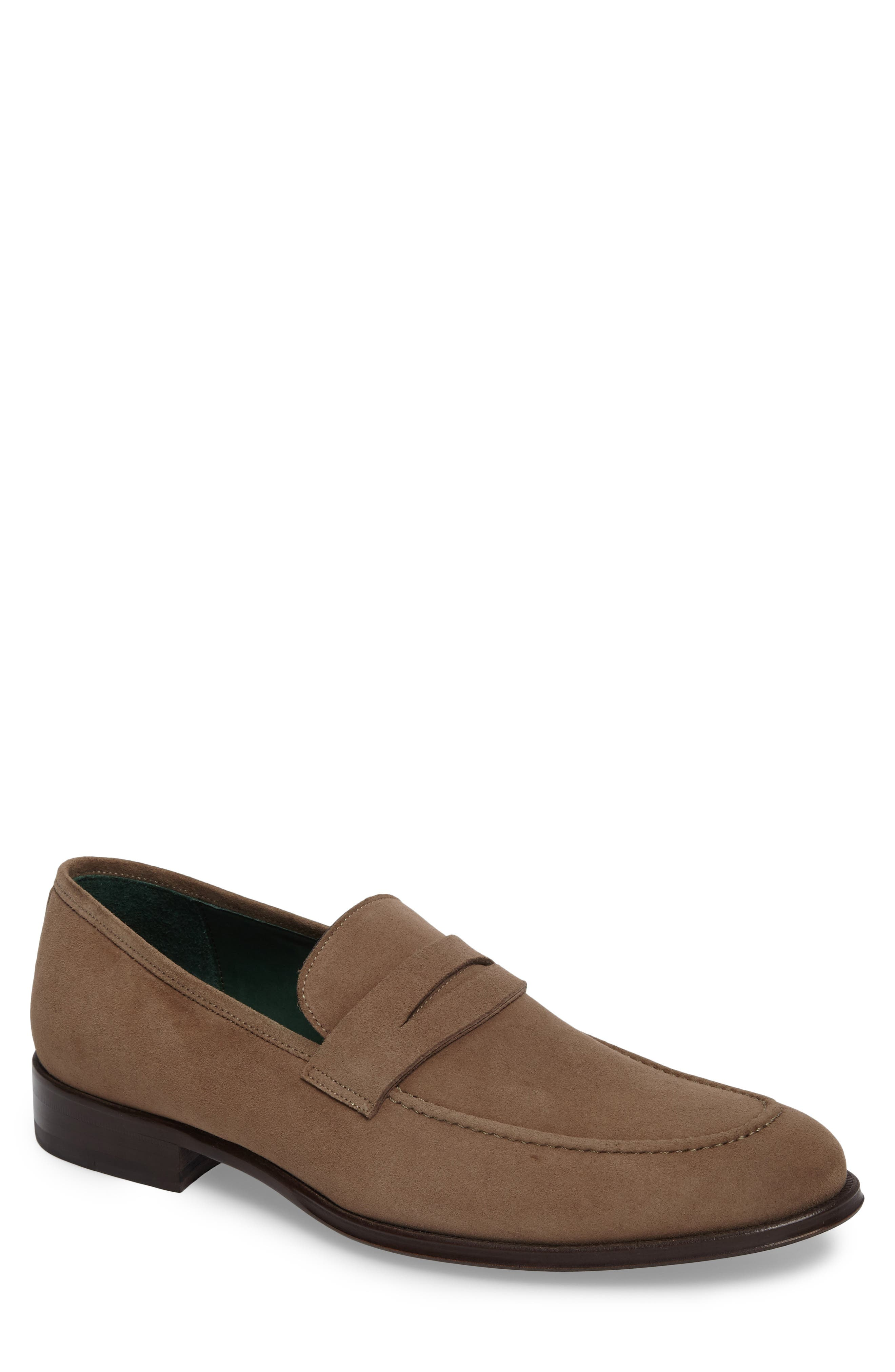 Mezlan Naville Penny Loafer (Men)