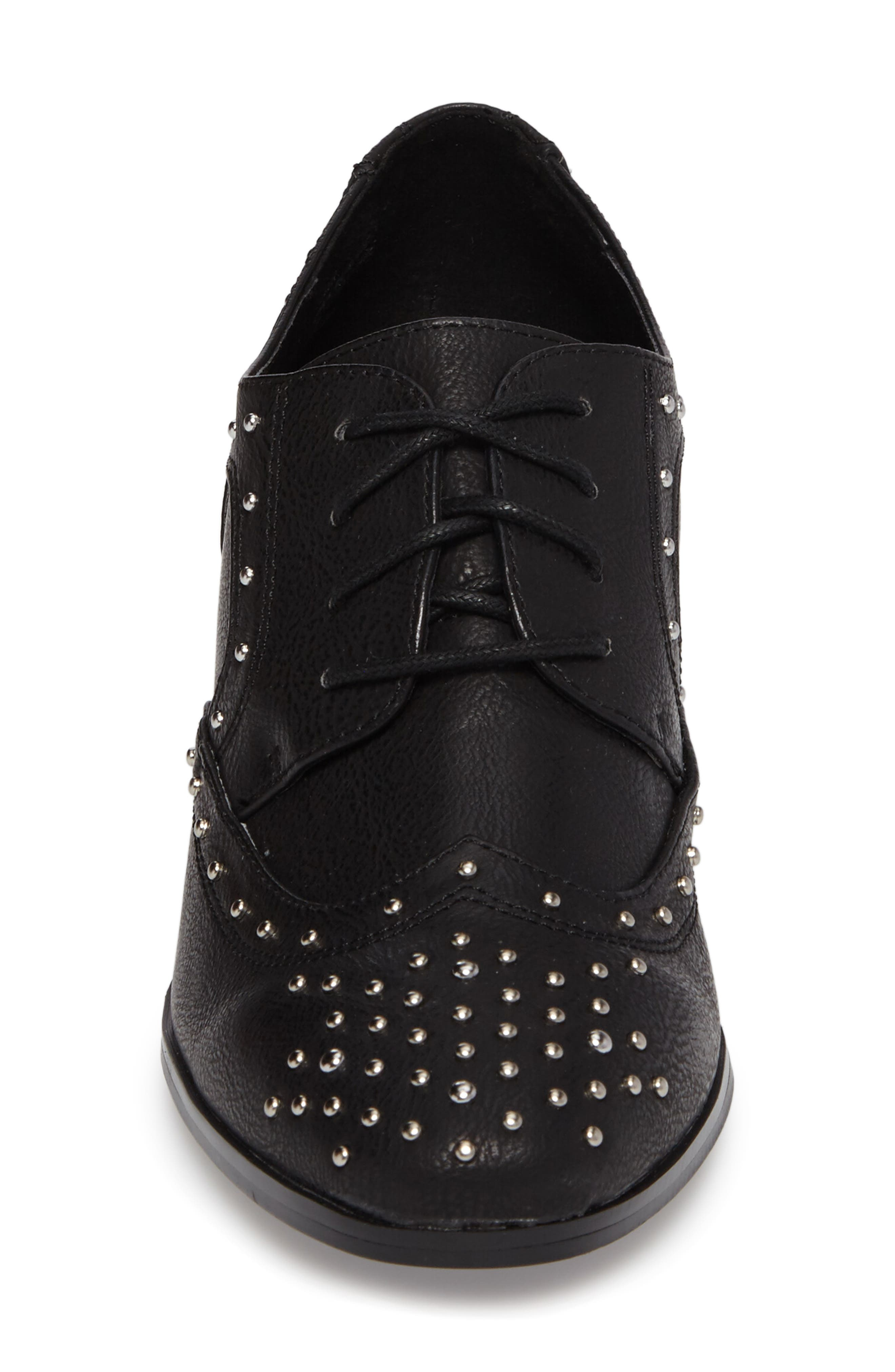 Alternate Image 4  - Coconuts by Matisse Fleur Studded Oxford Pump (Women)