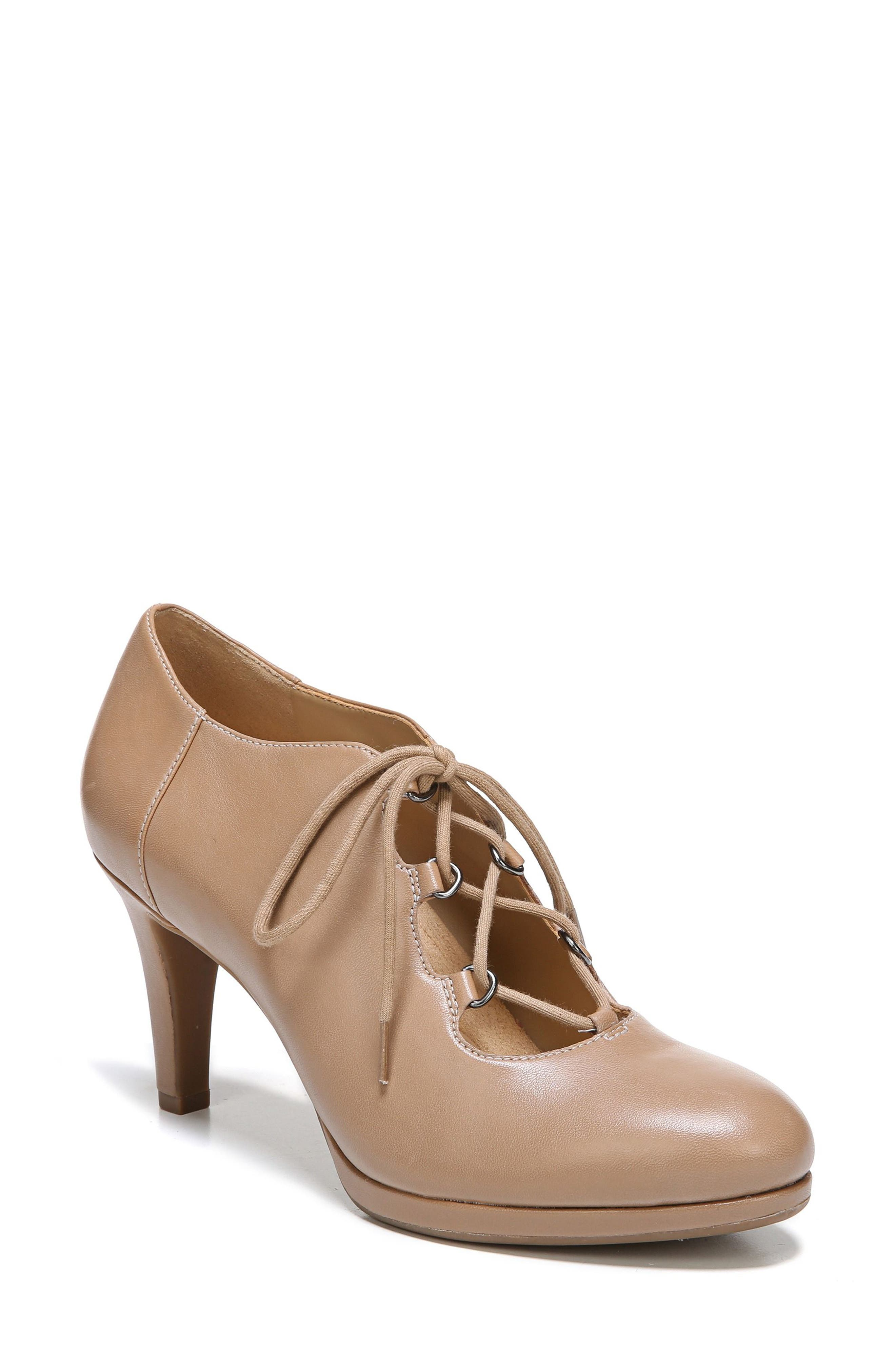 Naturalizer Macie Lace-Up Pump (Women)
