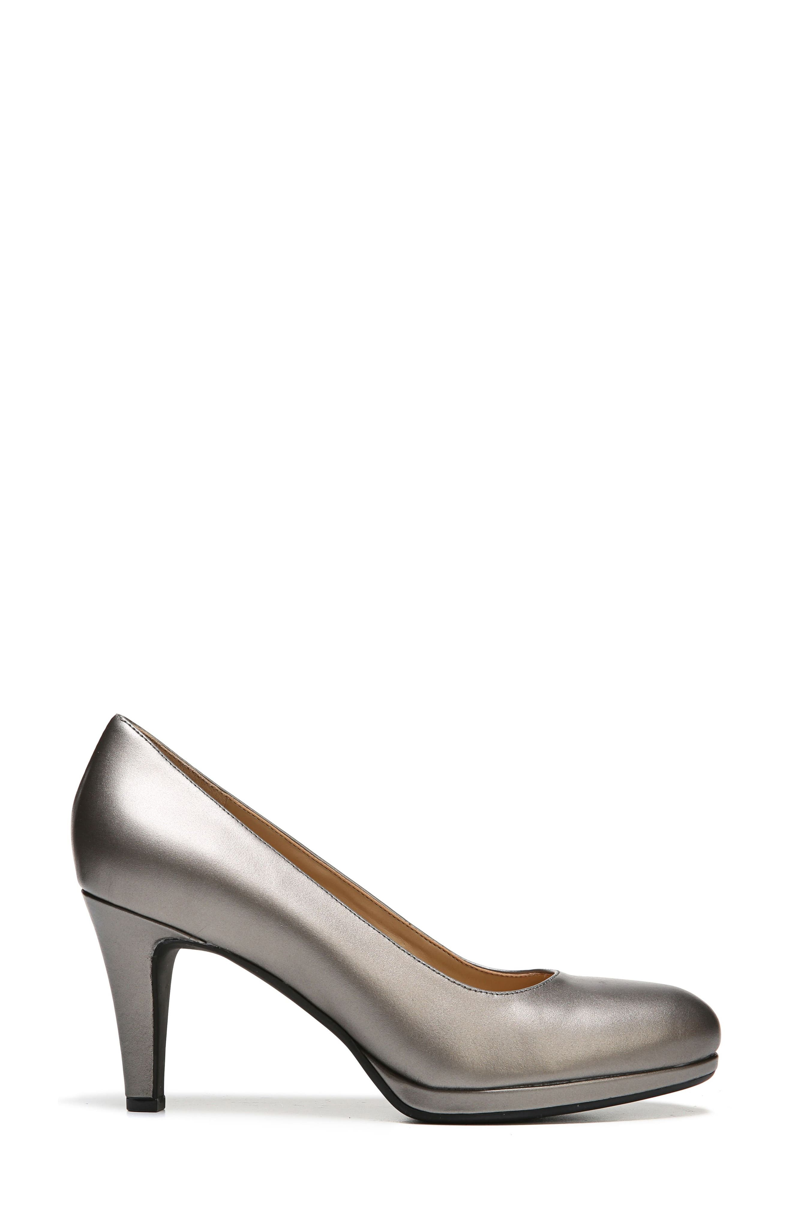 Alternate Image 3  - Naturalizer 'Michelle' Almond Toe Pump (Women)