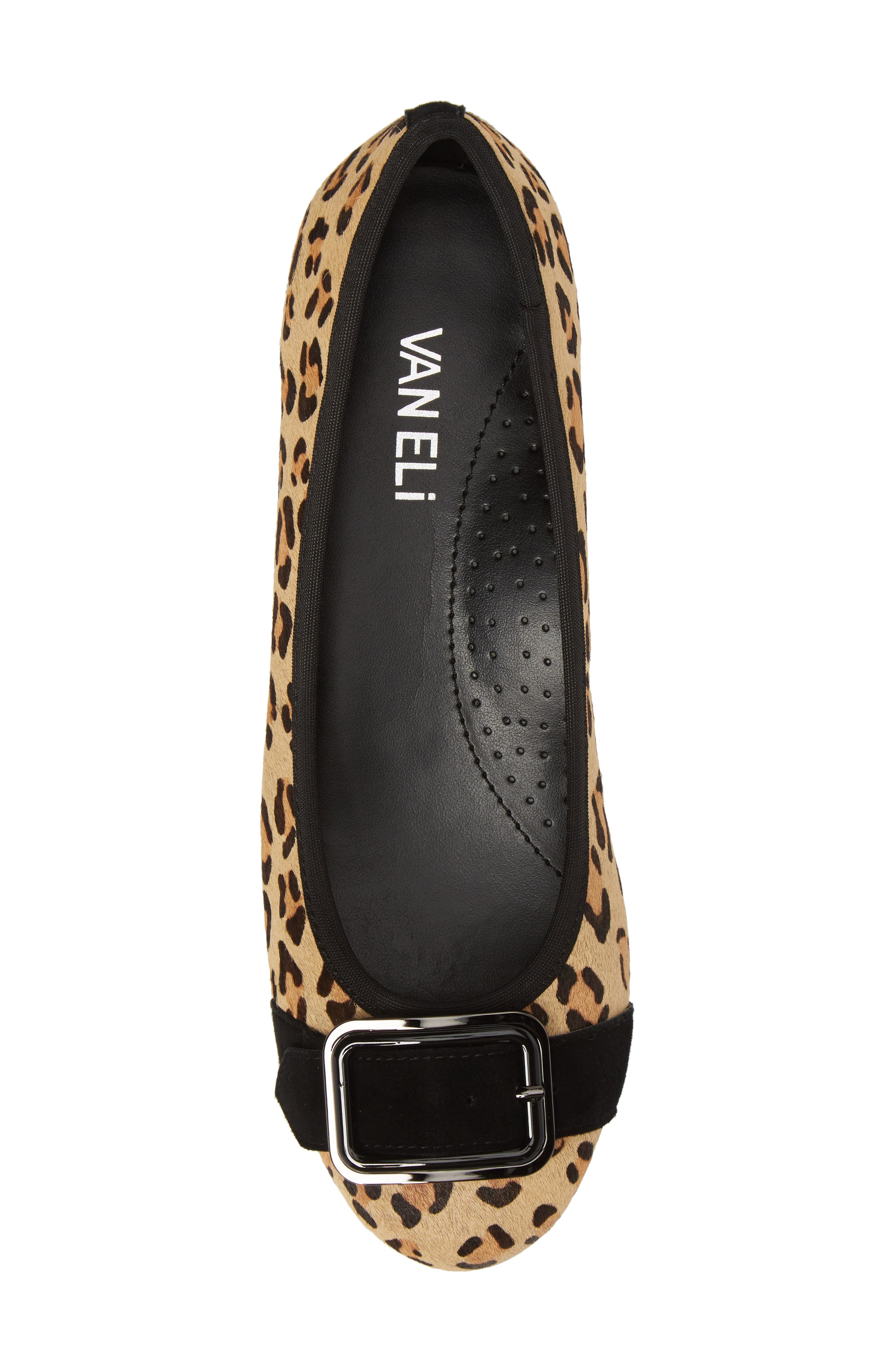 Alternate Image 5  - VANELi Solana Buckle Flat (Women)