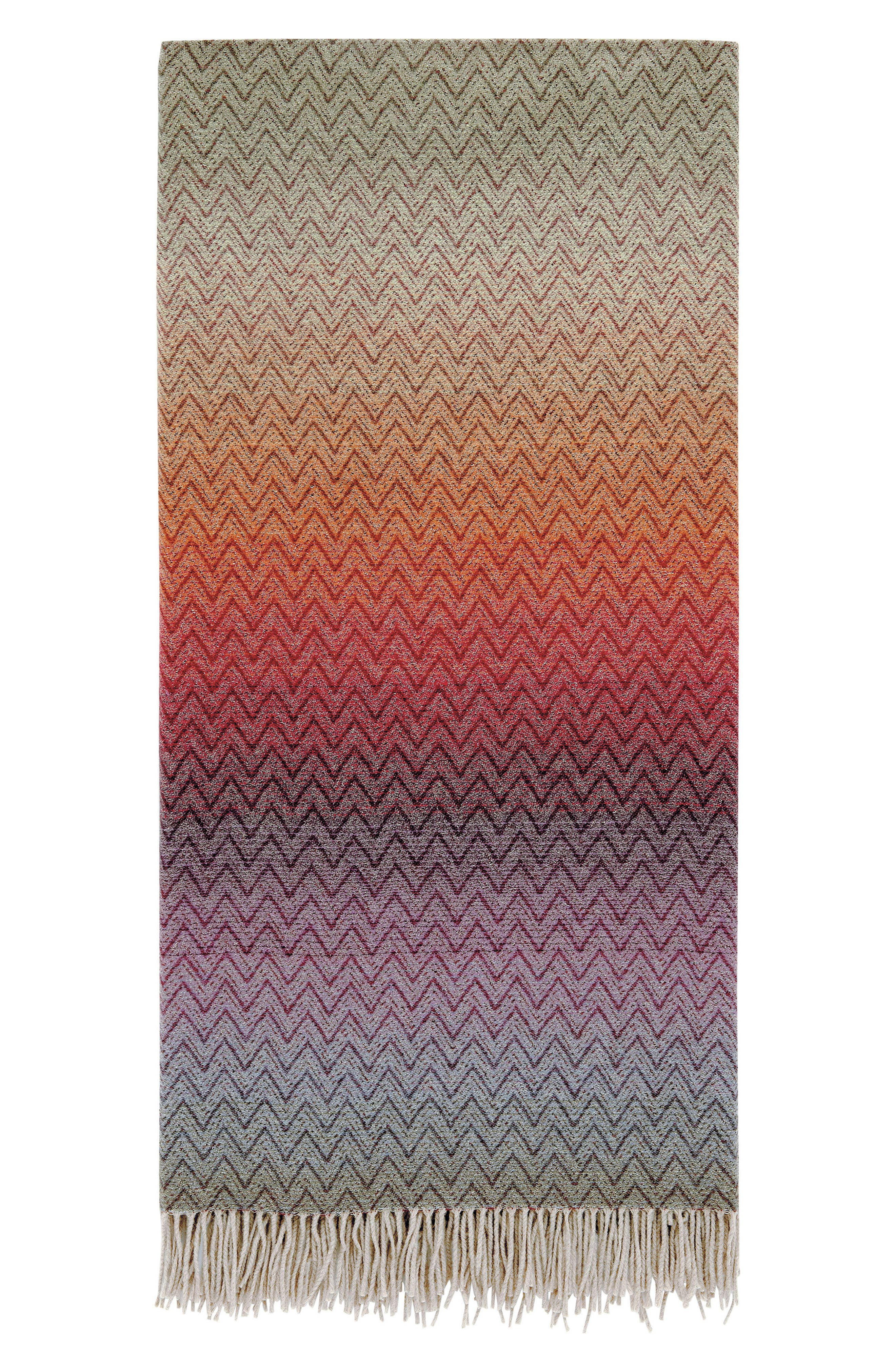 Alternate Image 1 Selected - Missoni Pascal Throw Blanket