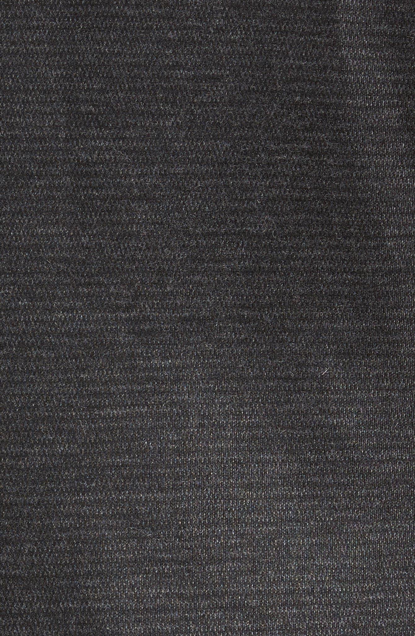 Alternate Image 5  - JKT New York Trim Fit Solid Sport Coat