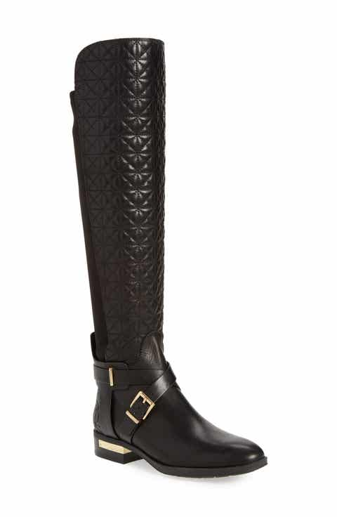 Women S Black Riding Boots Nordstrom