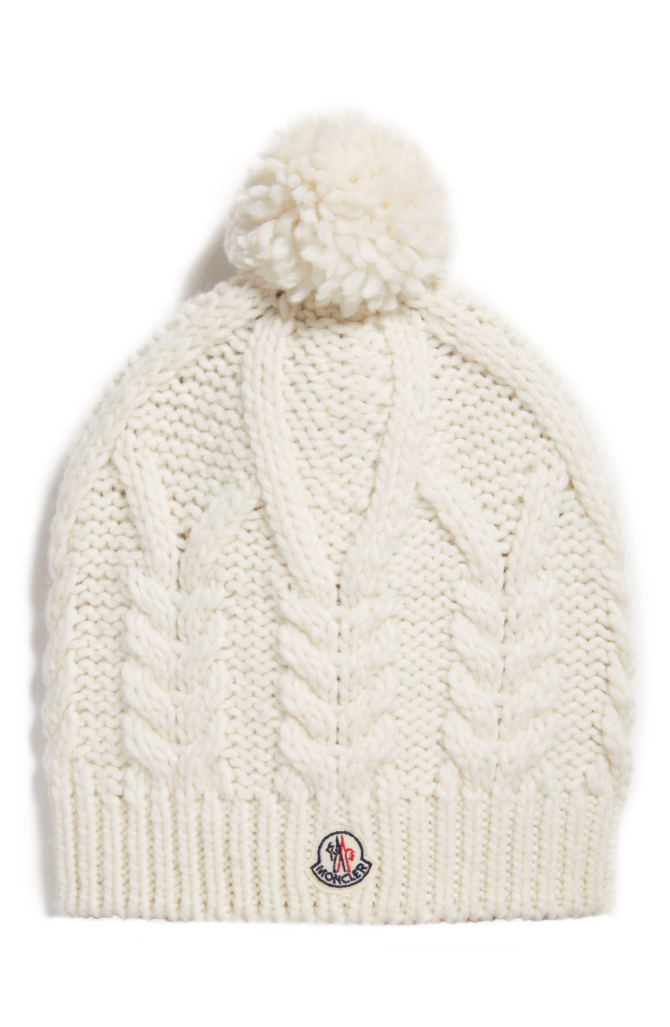Moncler Knit Beanie