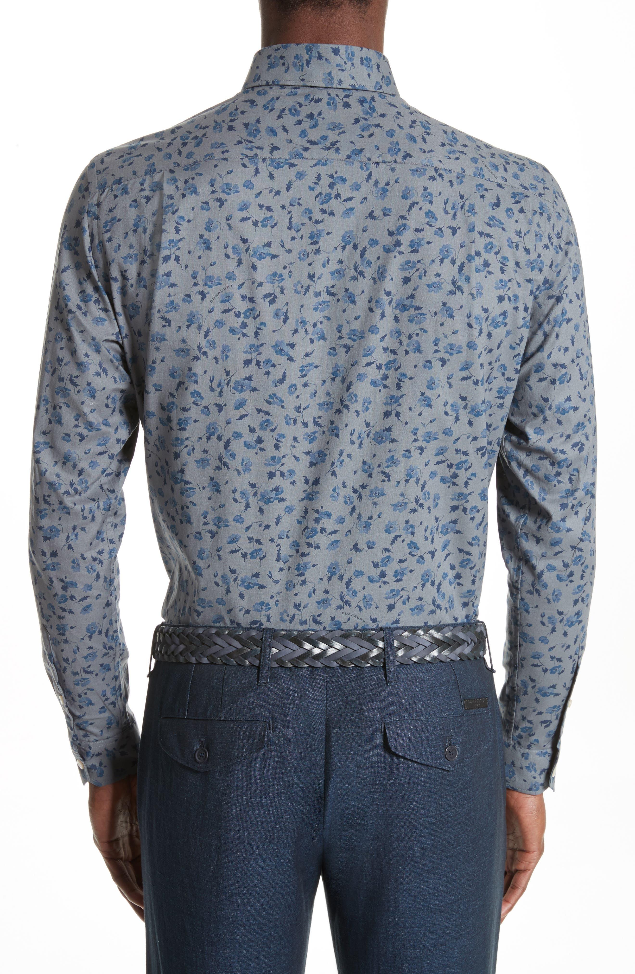 Alternate Image 2  - Burberry Connock Acdgi Classic Sport Shirt