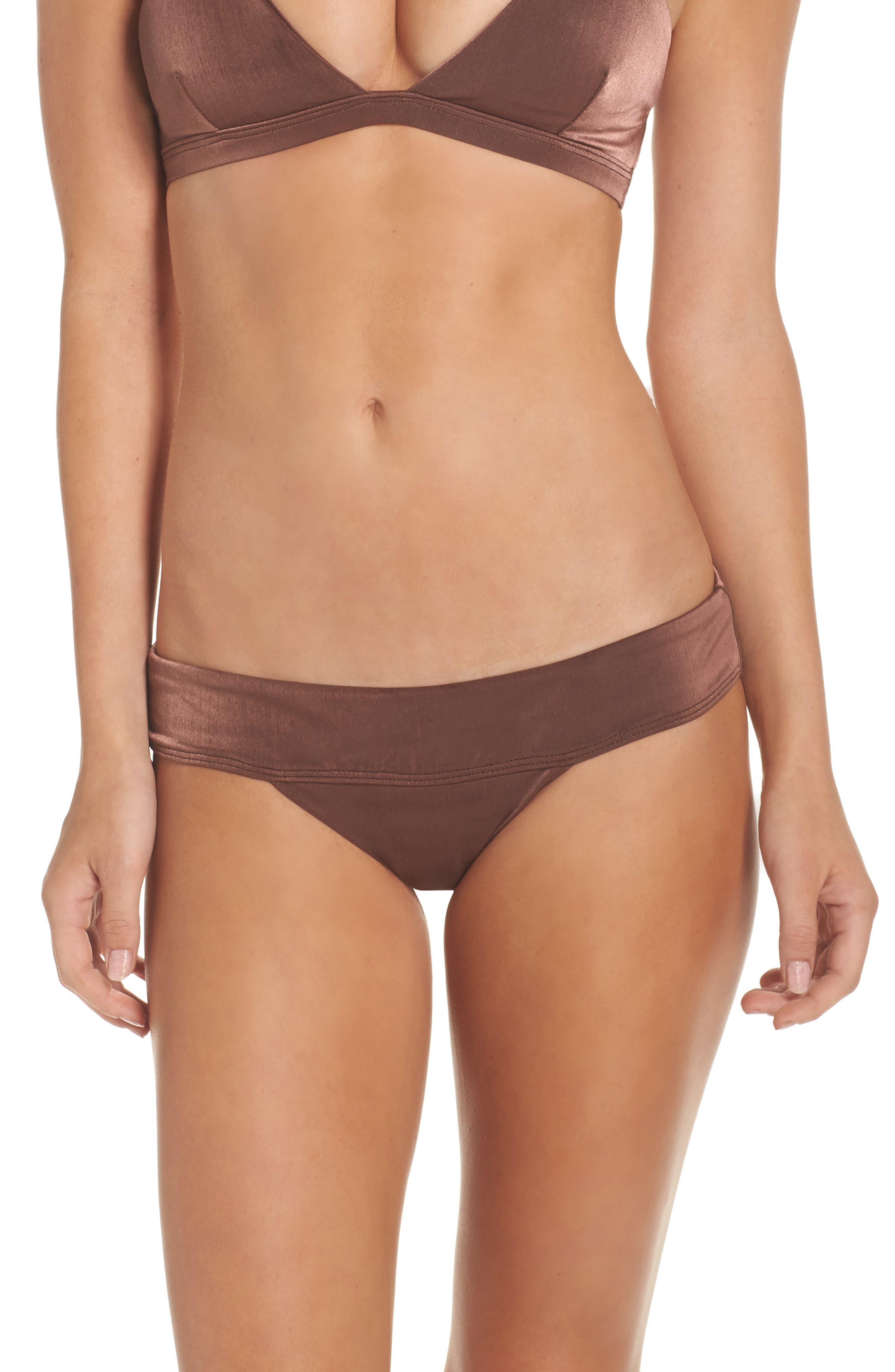 VYB Blushing Brazilian Bikini Bottoms