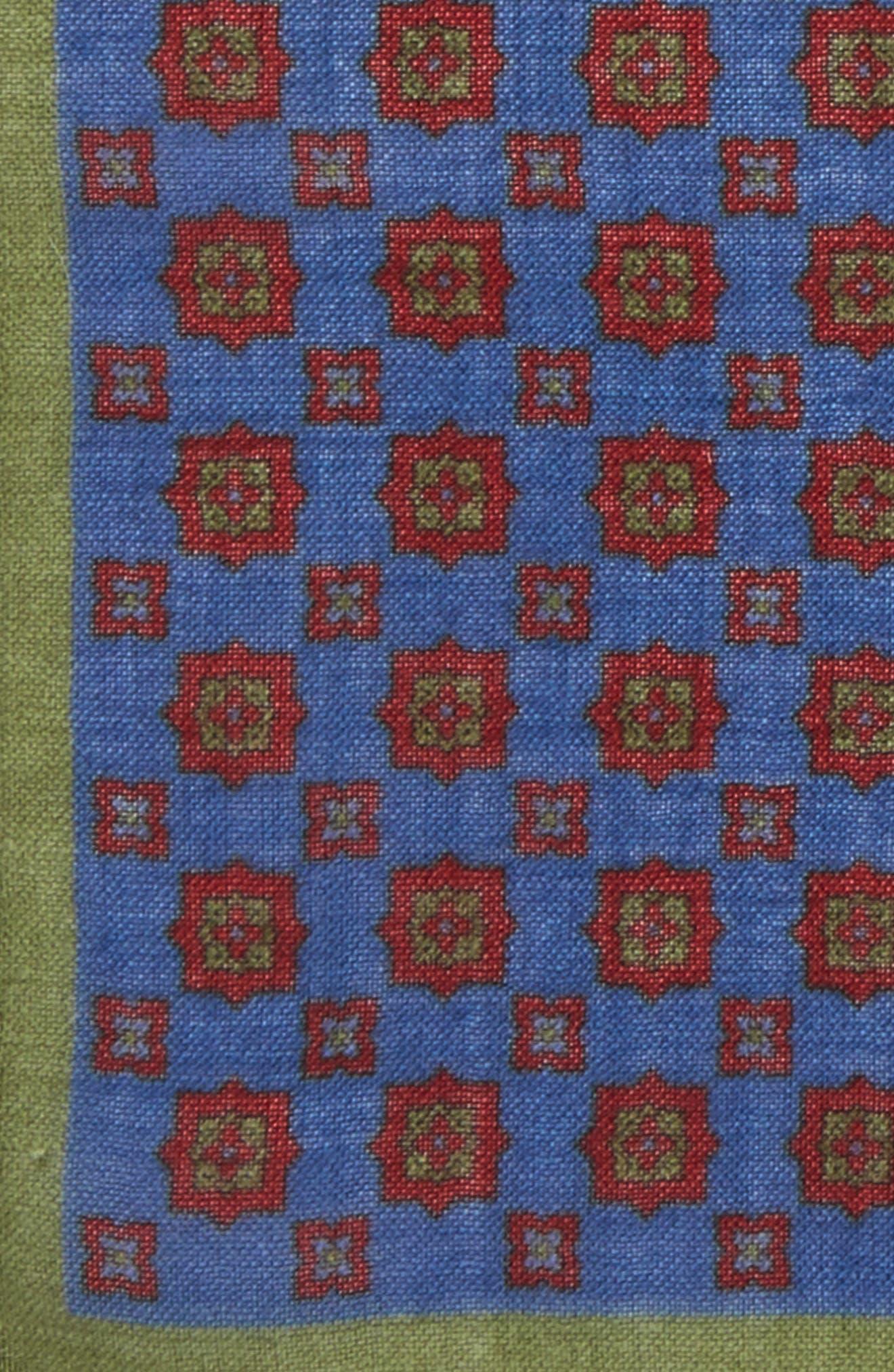 Alternate Image 3  - Michael Bastian Medallion Pocket Square