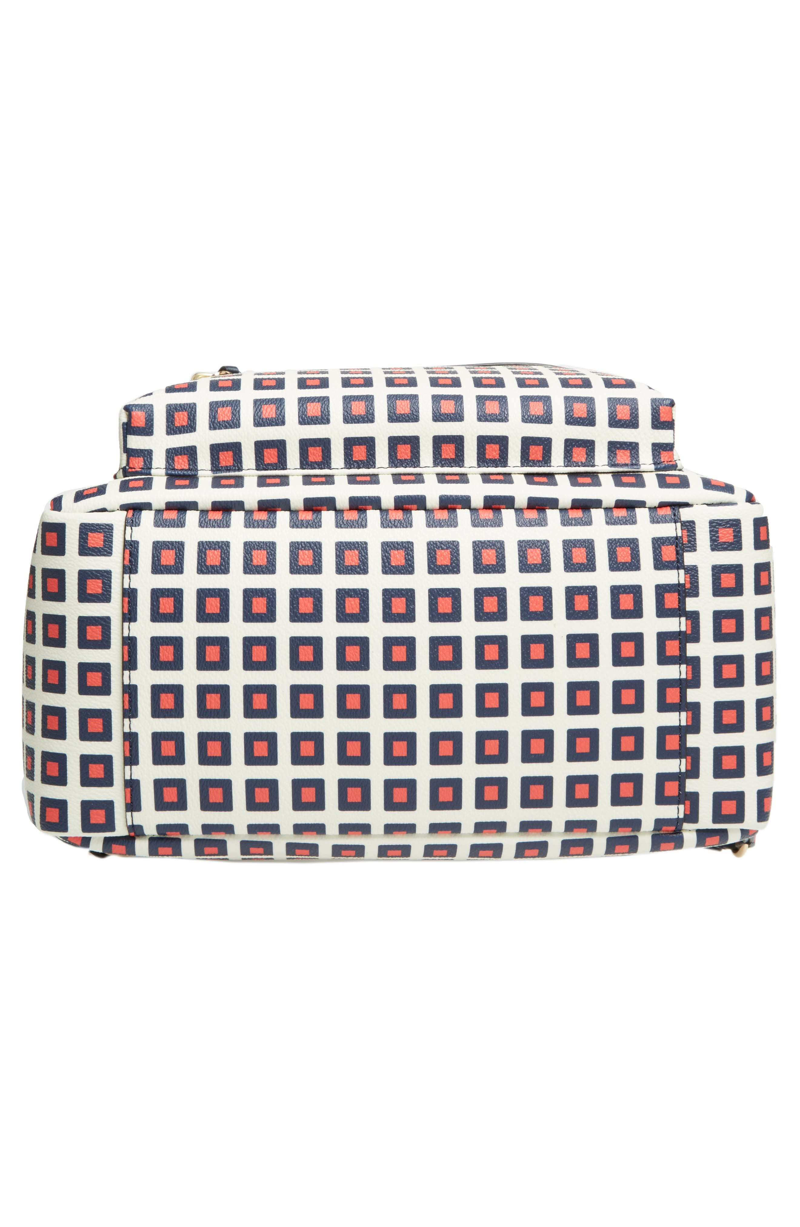 Alternate Image 6  - Tory Burch Kerrington Faux Leather Backpack
