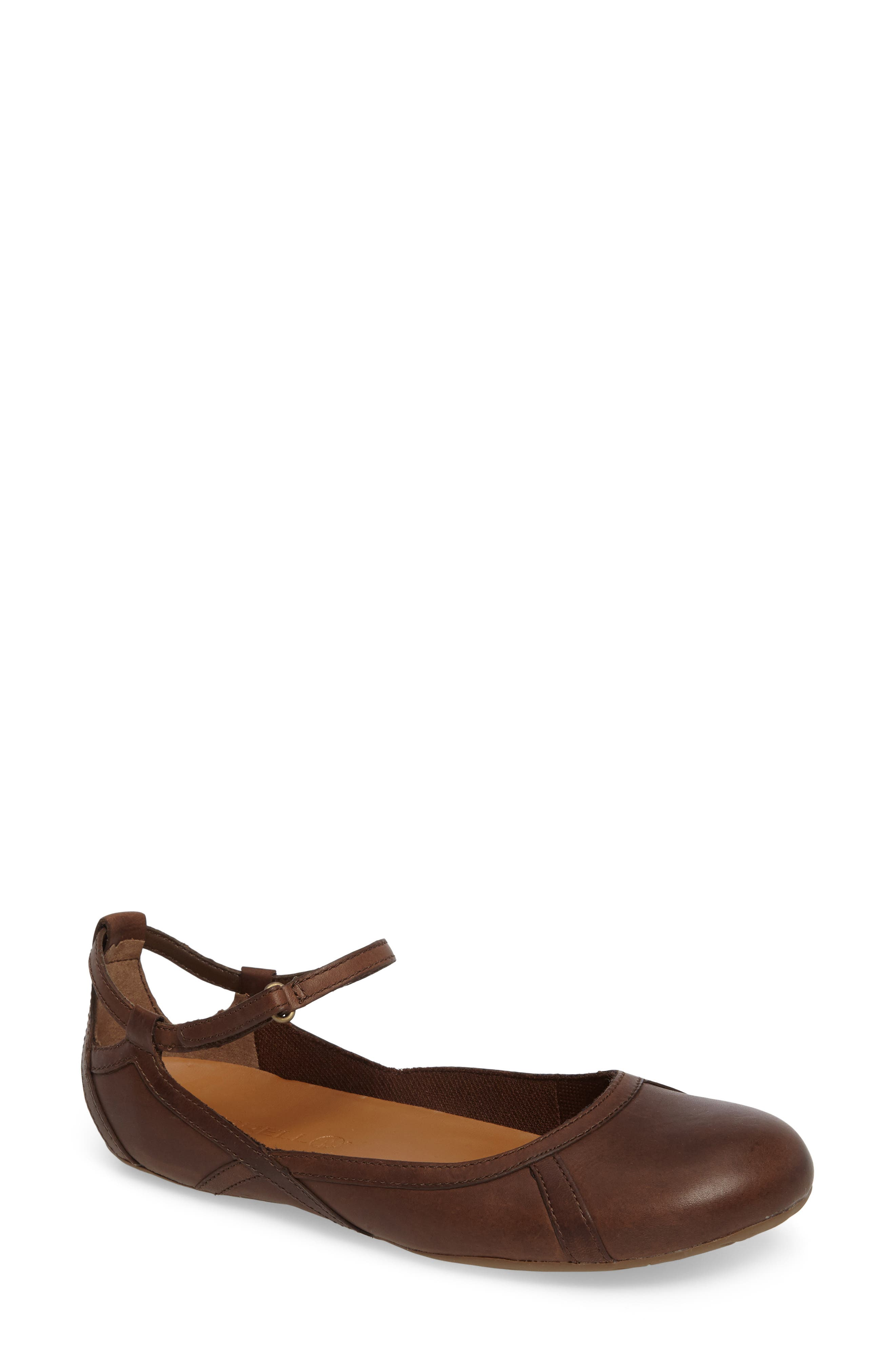Merrell Ember Bluff Mary Jane Flat (Women)