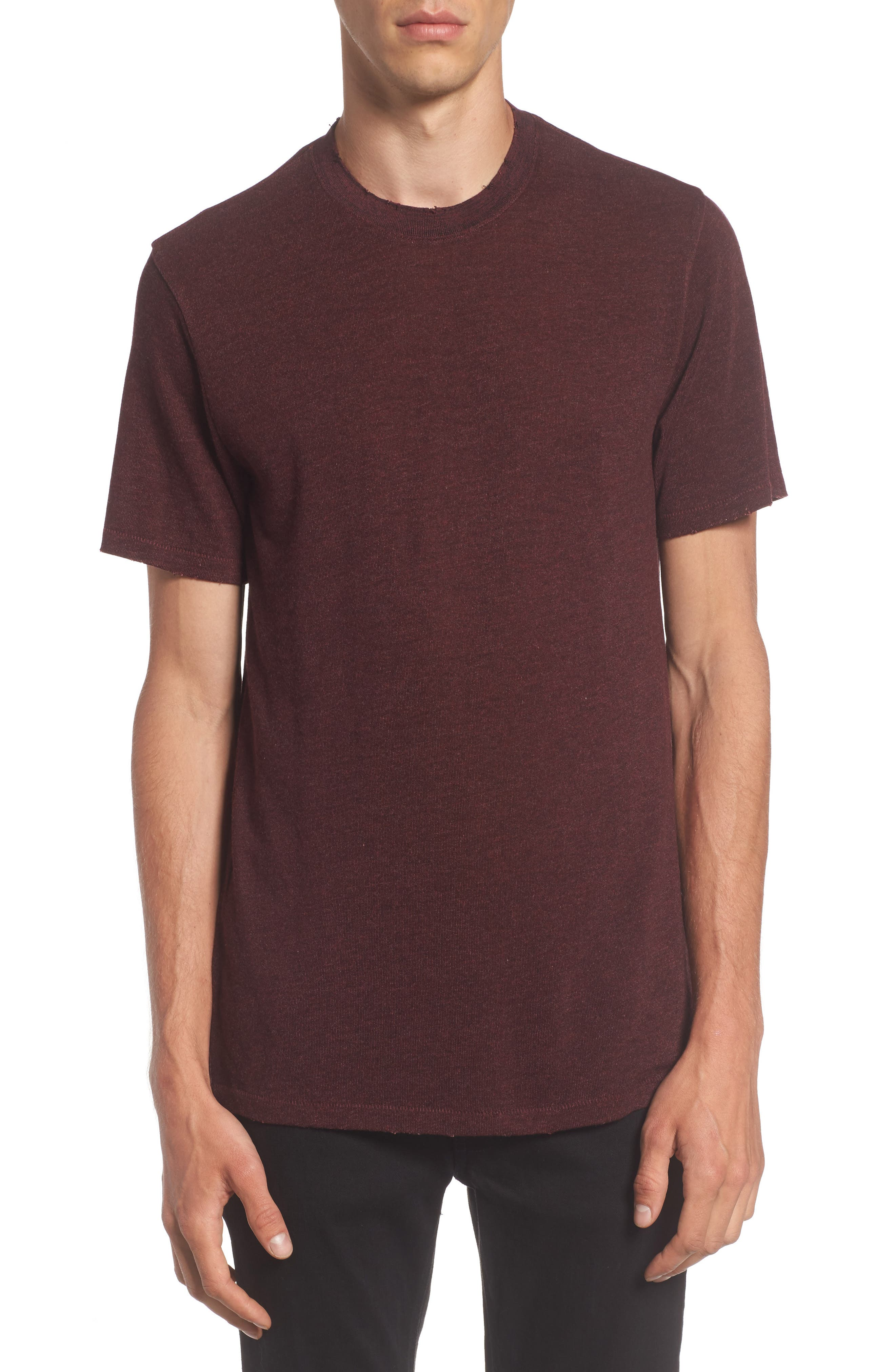 Alternate Image 1 Selected - Treasure & Bond Core Crewneck T-Shirt