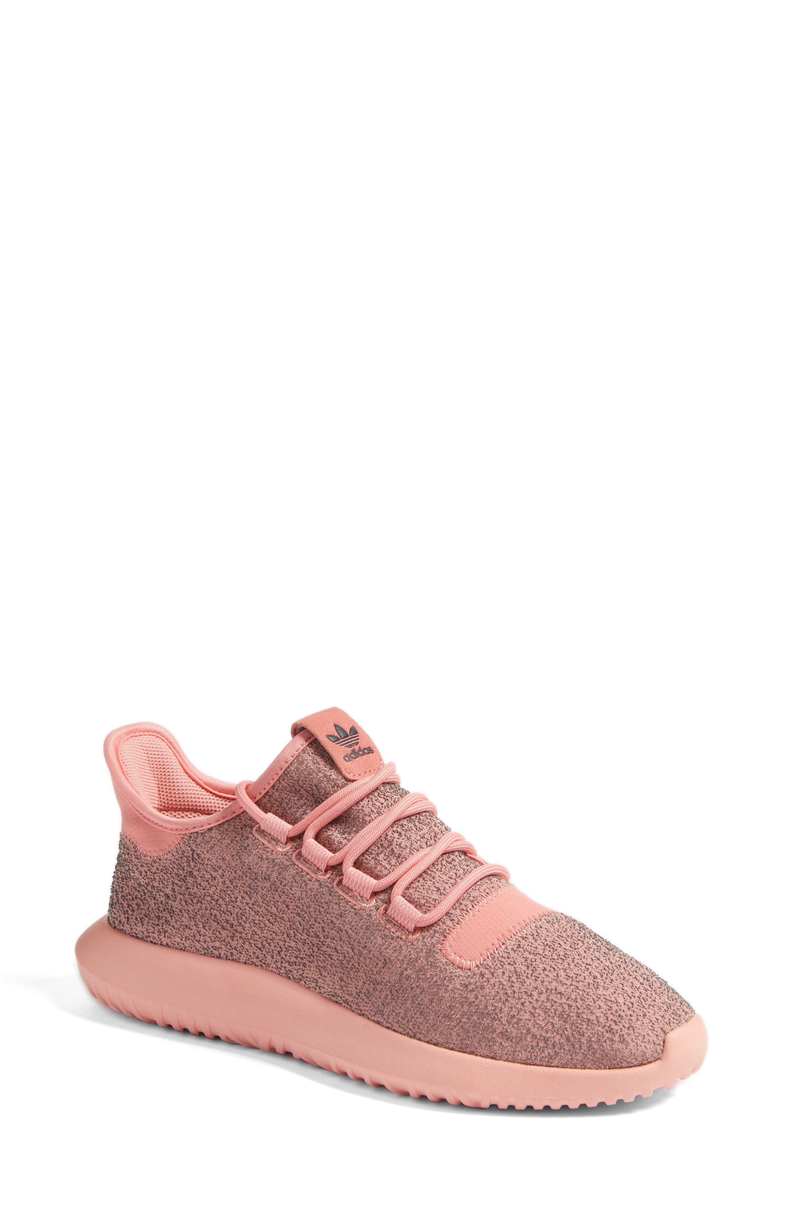 Tubular Shadow Sneaker,                             Main thumbnail 1, color,                             Raw Pink/ Raw Pink