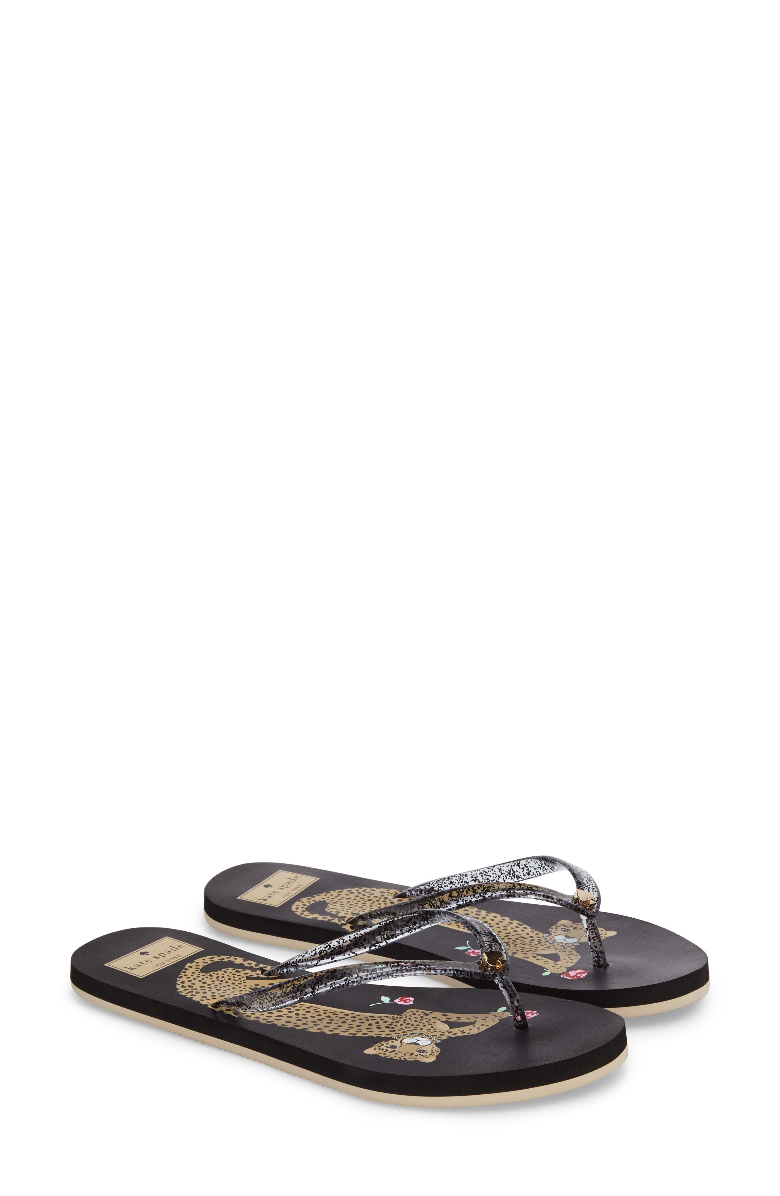 Alternate Image 1 Selected - kate spade new york 'nassau' flip flop (Women)