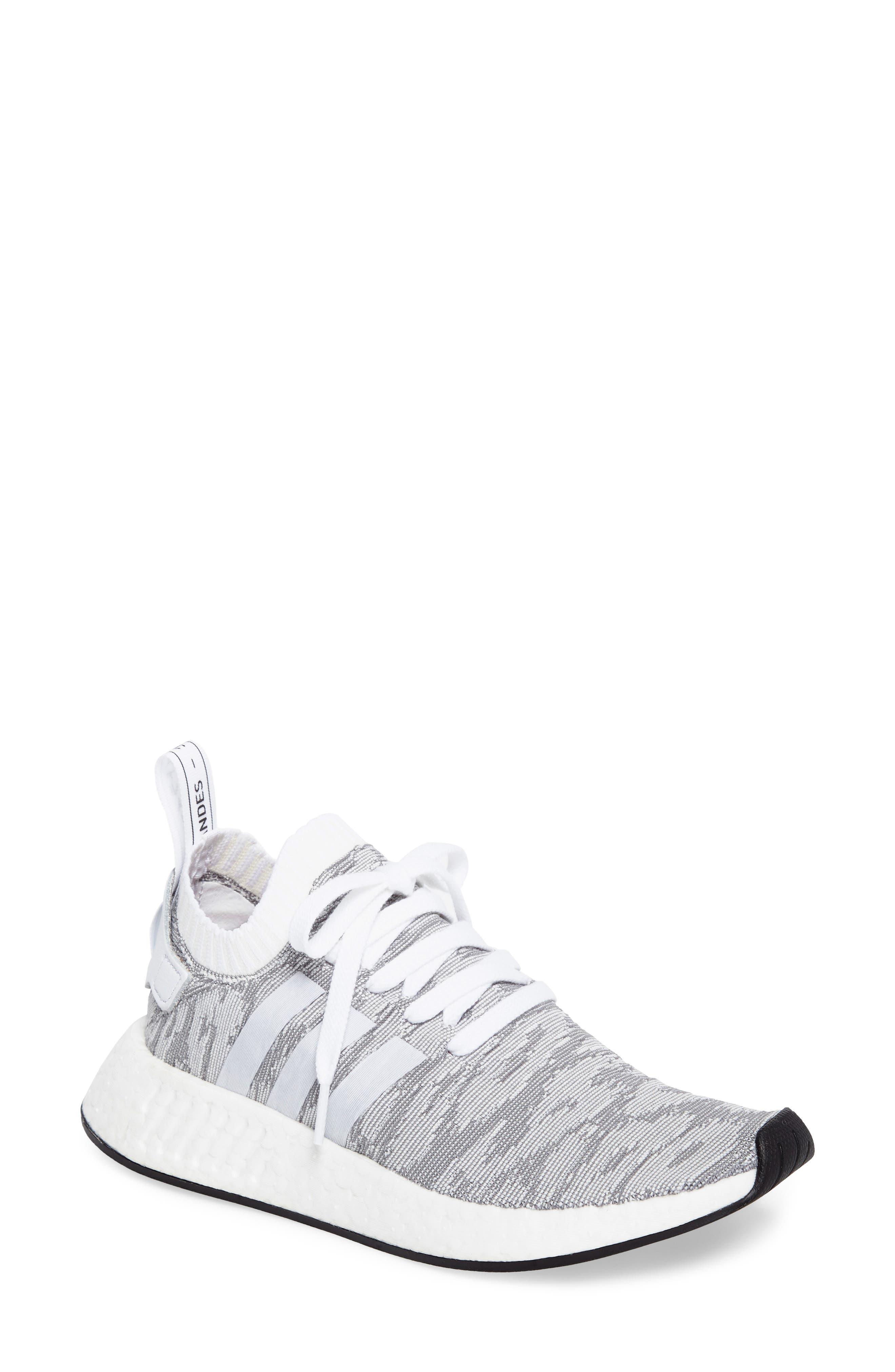 revisione adidas nmd r2 primeknit scarpa da ginnastica femminile adidas