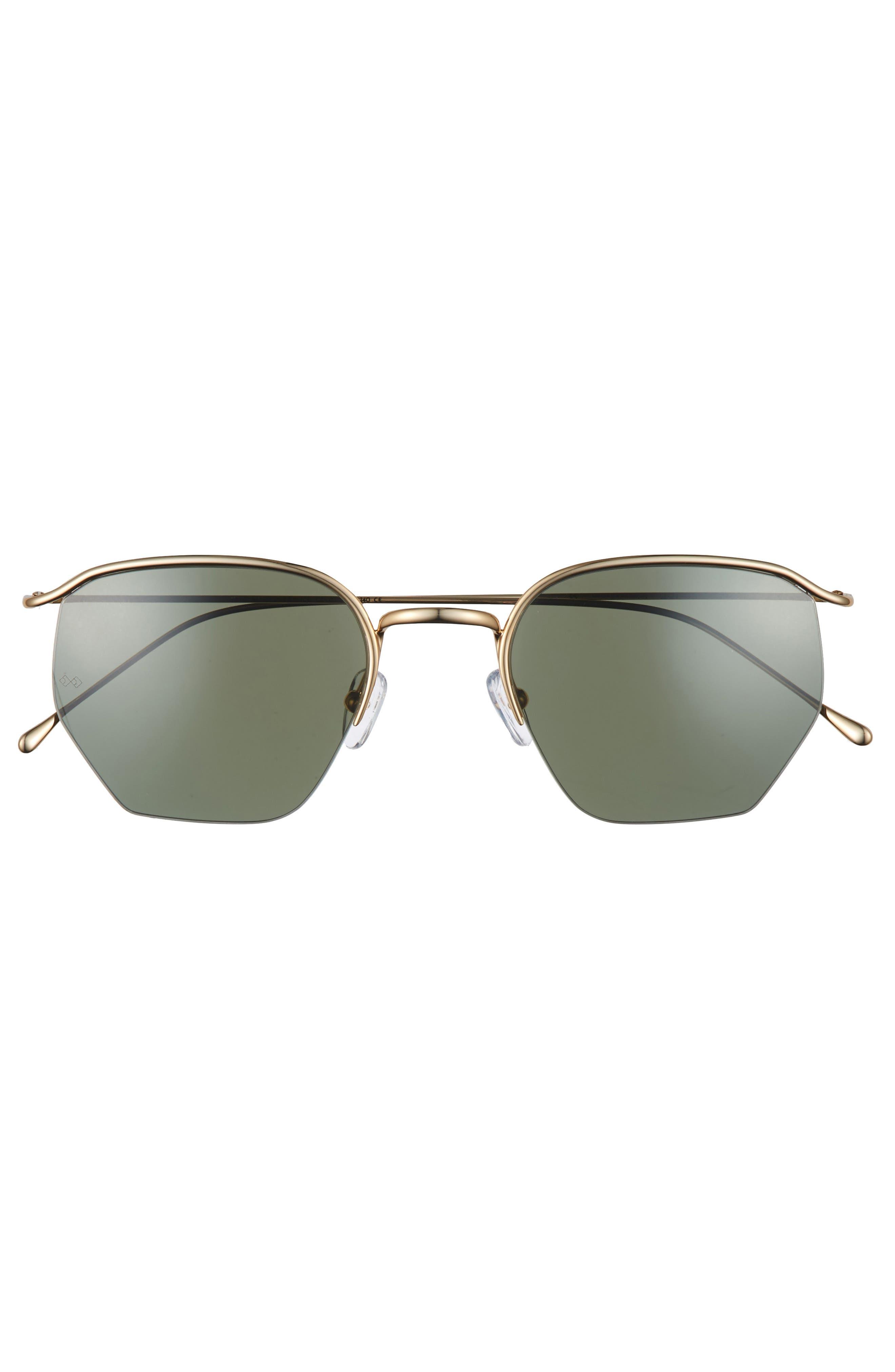 Alternate Image 2  - SMOKE X MIRRORS Geo 1 50mm Aviator Sunglasses
