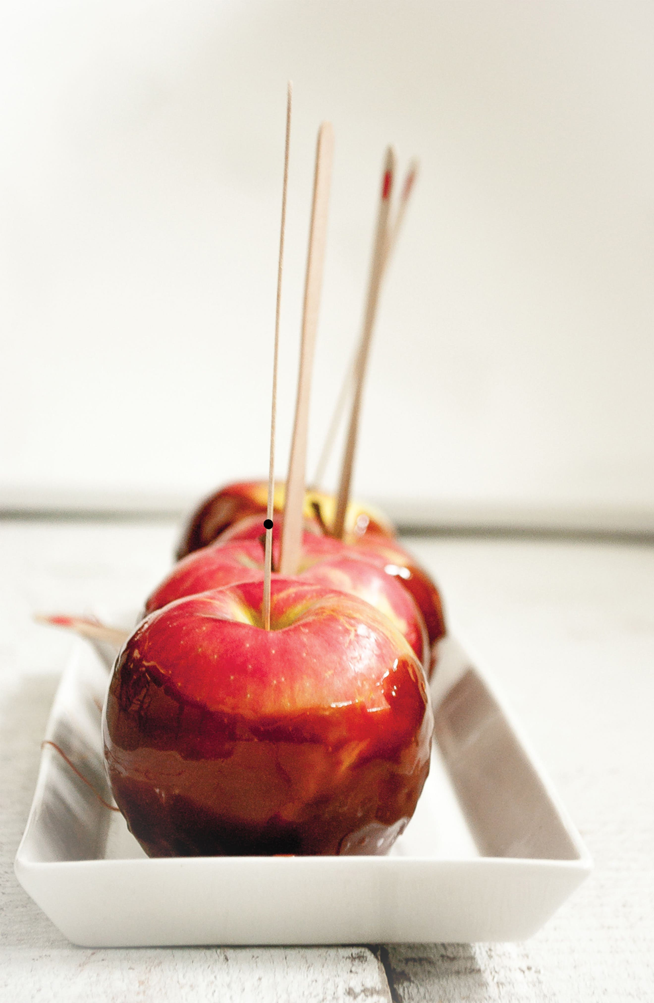 Caramel Apple Kit,                             Alternate thumbnail 2, color,                             White