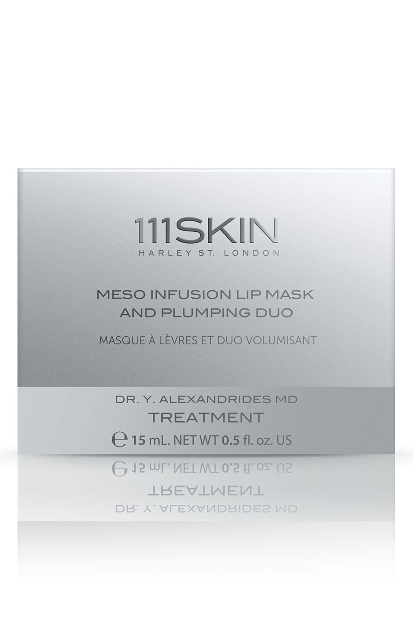 Alternate Image 3  - SPACE.NK.apothecary 111SKIN Meso Infusion Lip Mask & Plumping Duo