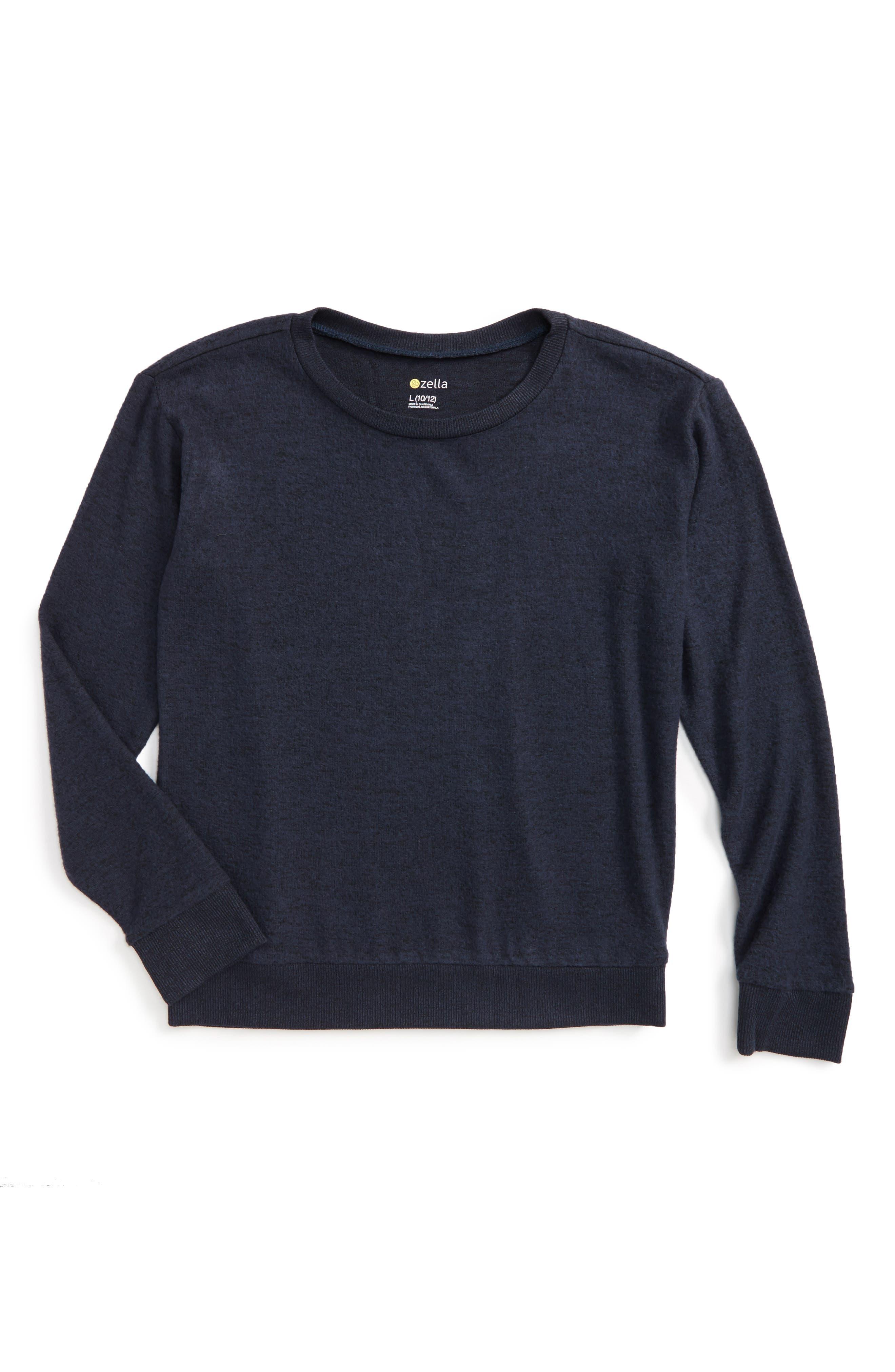 Zella Girl Supersoft Sweater (Little Girls & Big Girls)