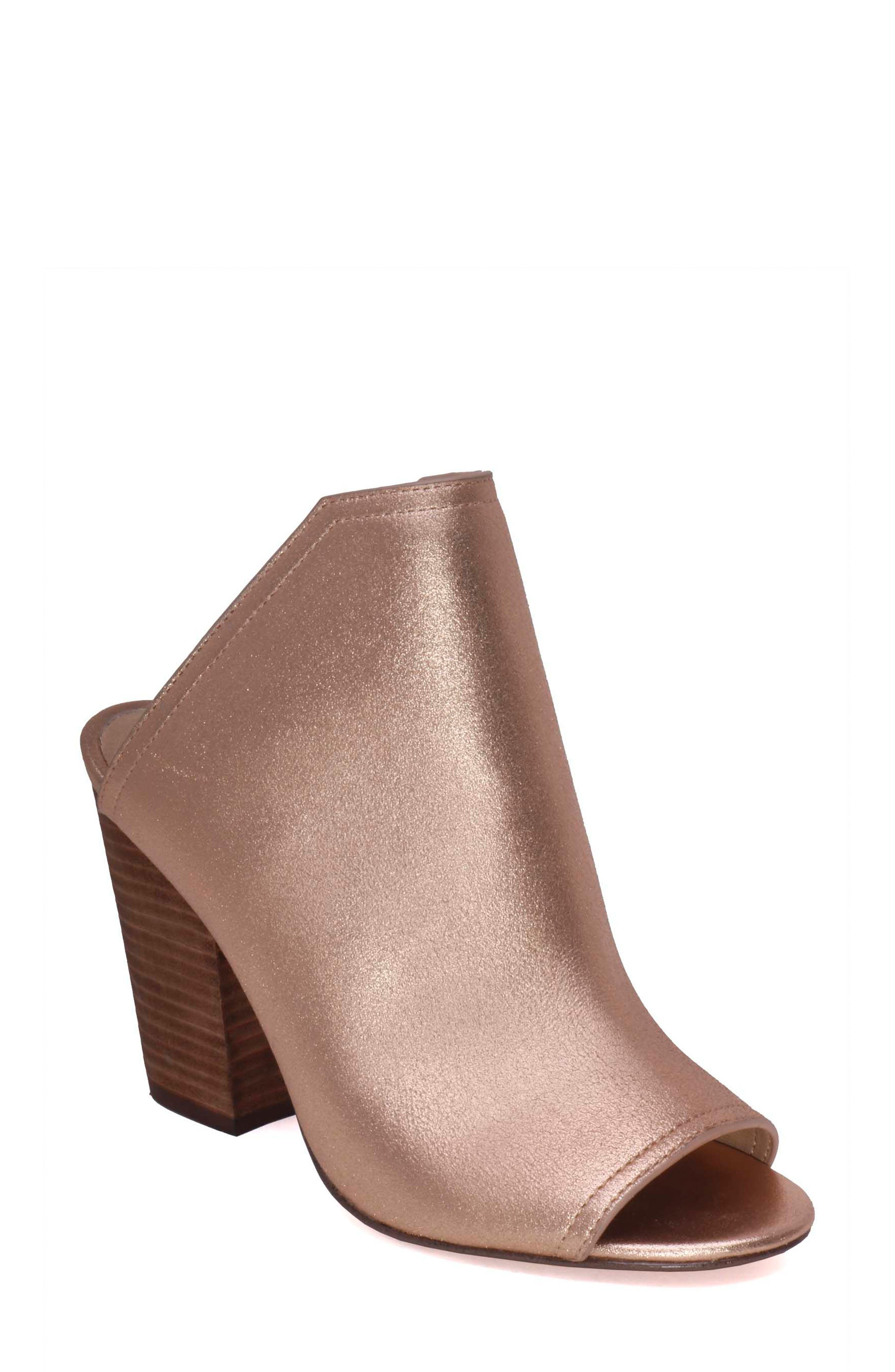 Joe's Honor Open Toe Mule (Women)