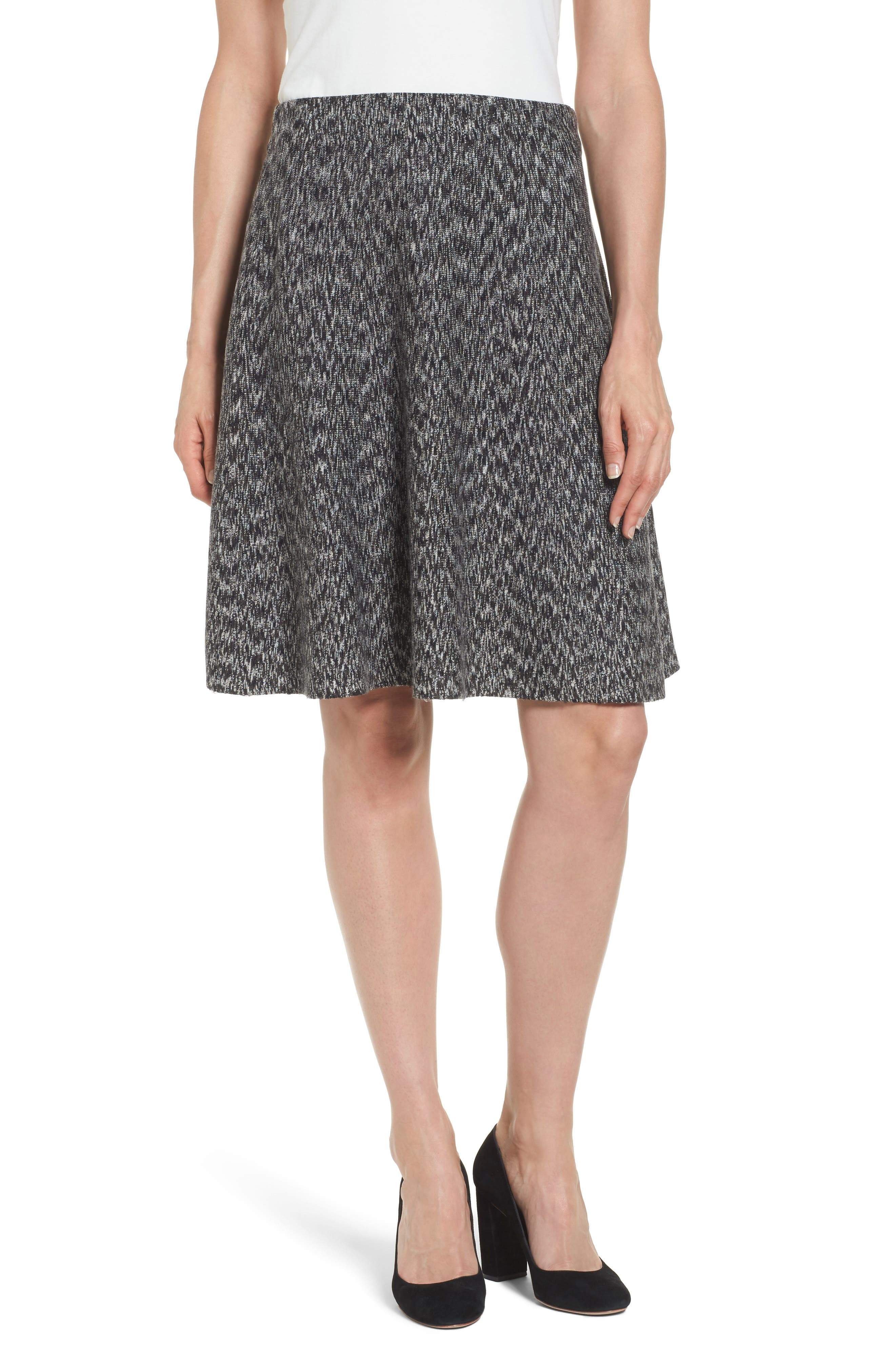 NIC + ZOE Mountain Rose Skirt