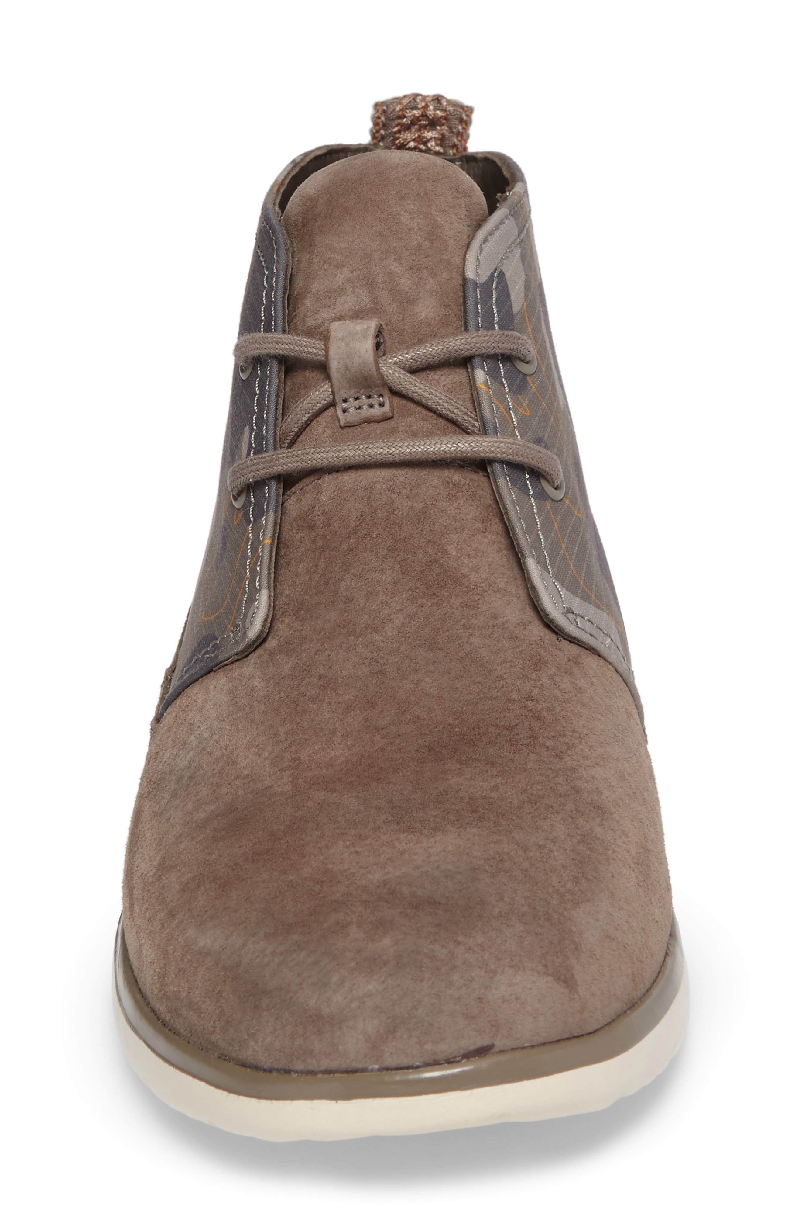 Freamon Chukka Boot,                             Alternate thumbnail 4, color,                             Brindle